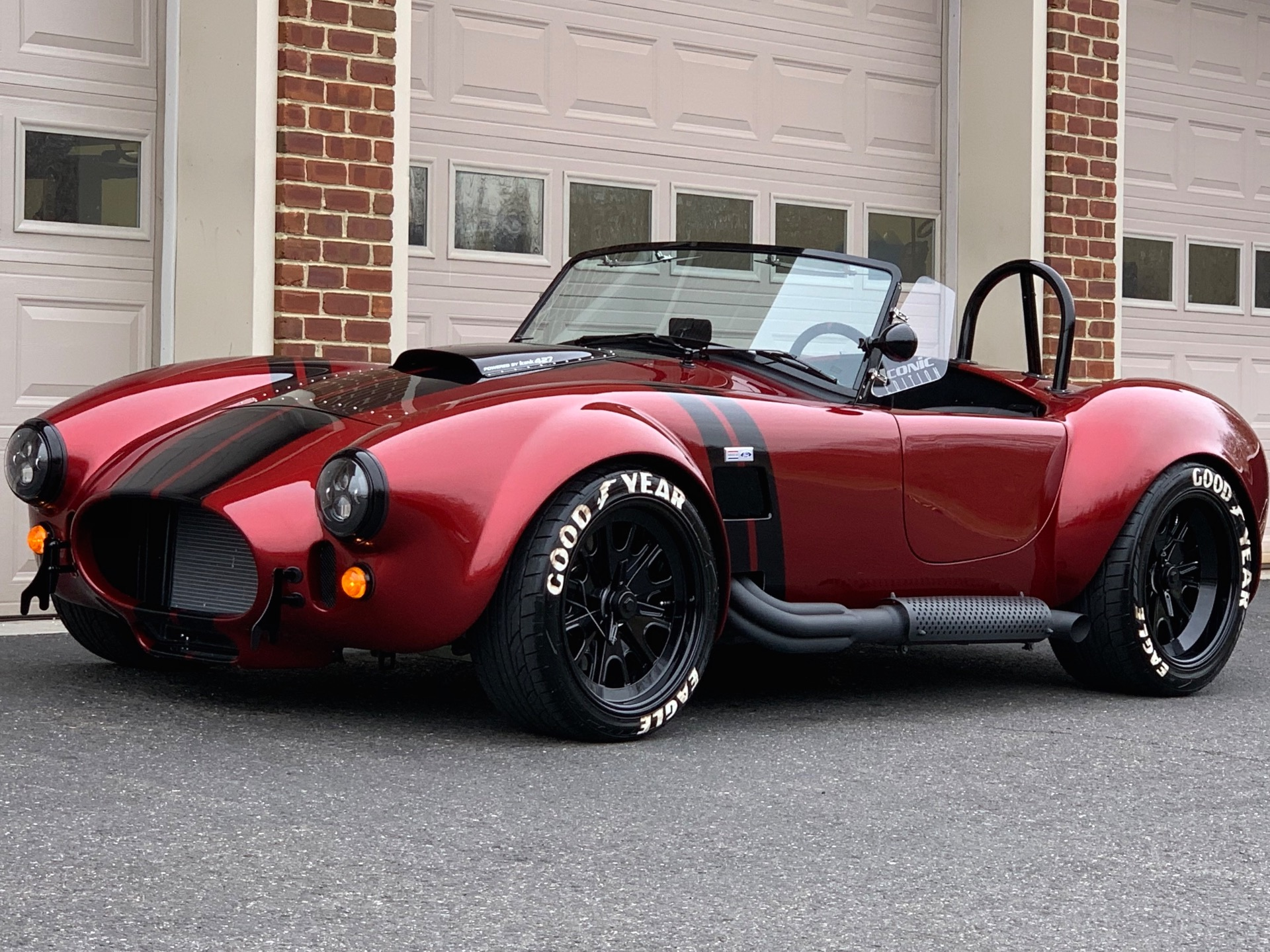 Details about 1965 Shelby Cobra Blackout