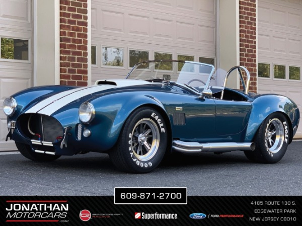 1965 Superformance Mark III Cobra