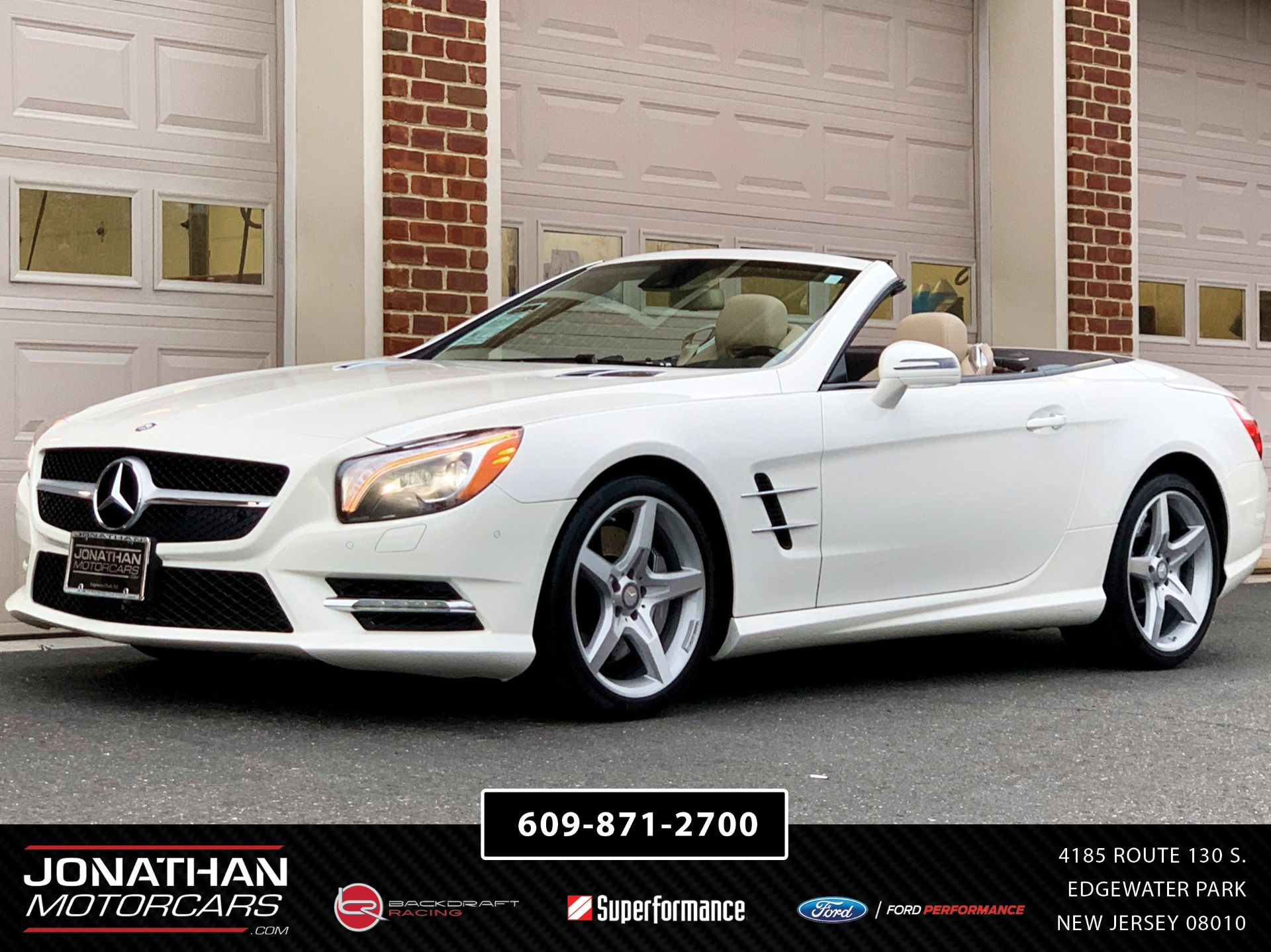Used 2015 Mercedes-Benz SL-Class SL 400 | Edgewater Park, NJ