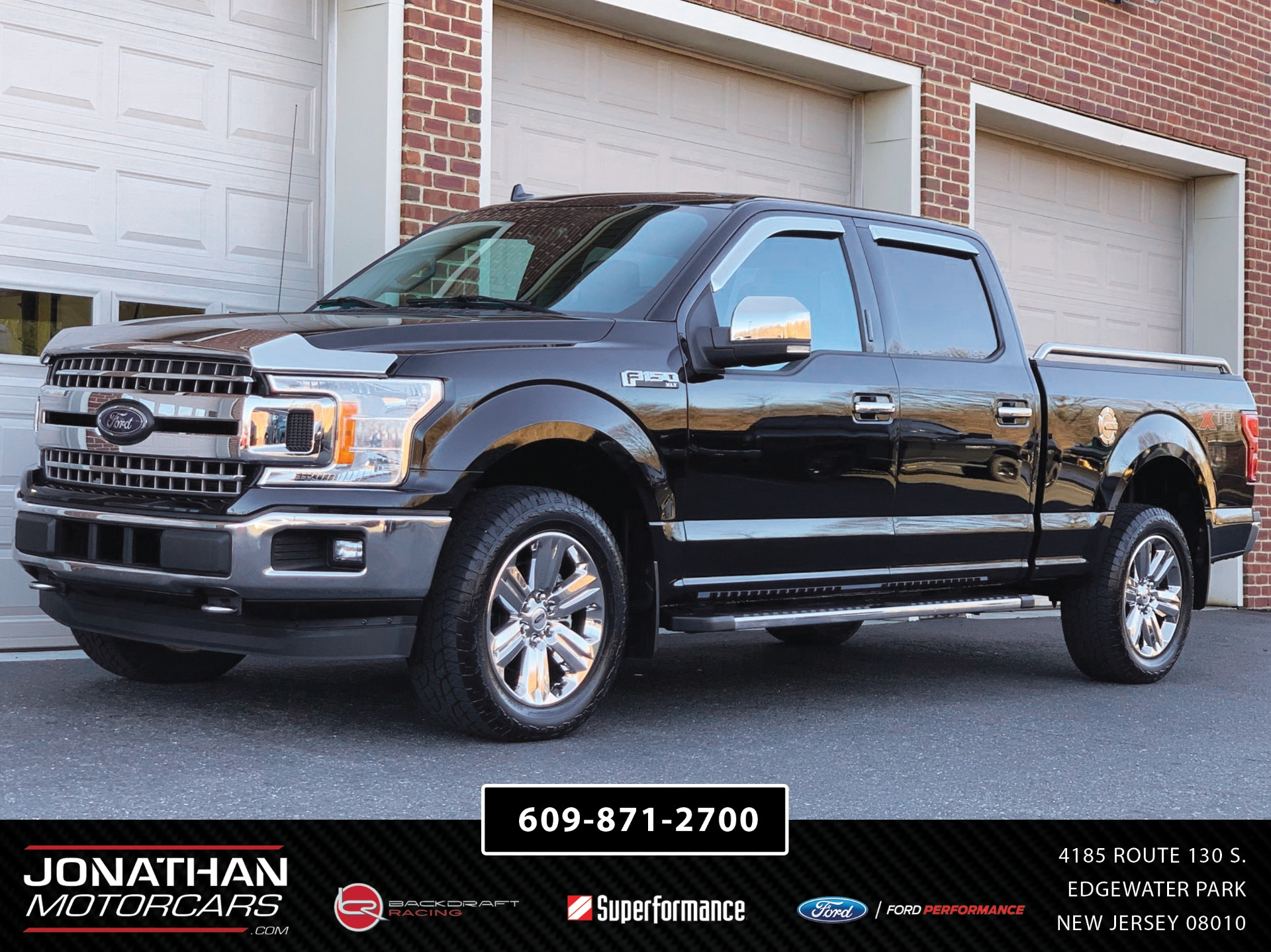 Used 2018 Ford F-150 XLT | Edgewater Park, NJ