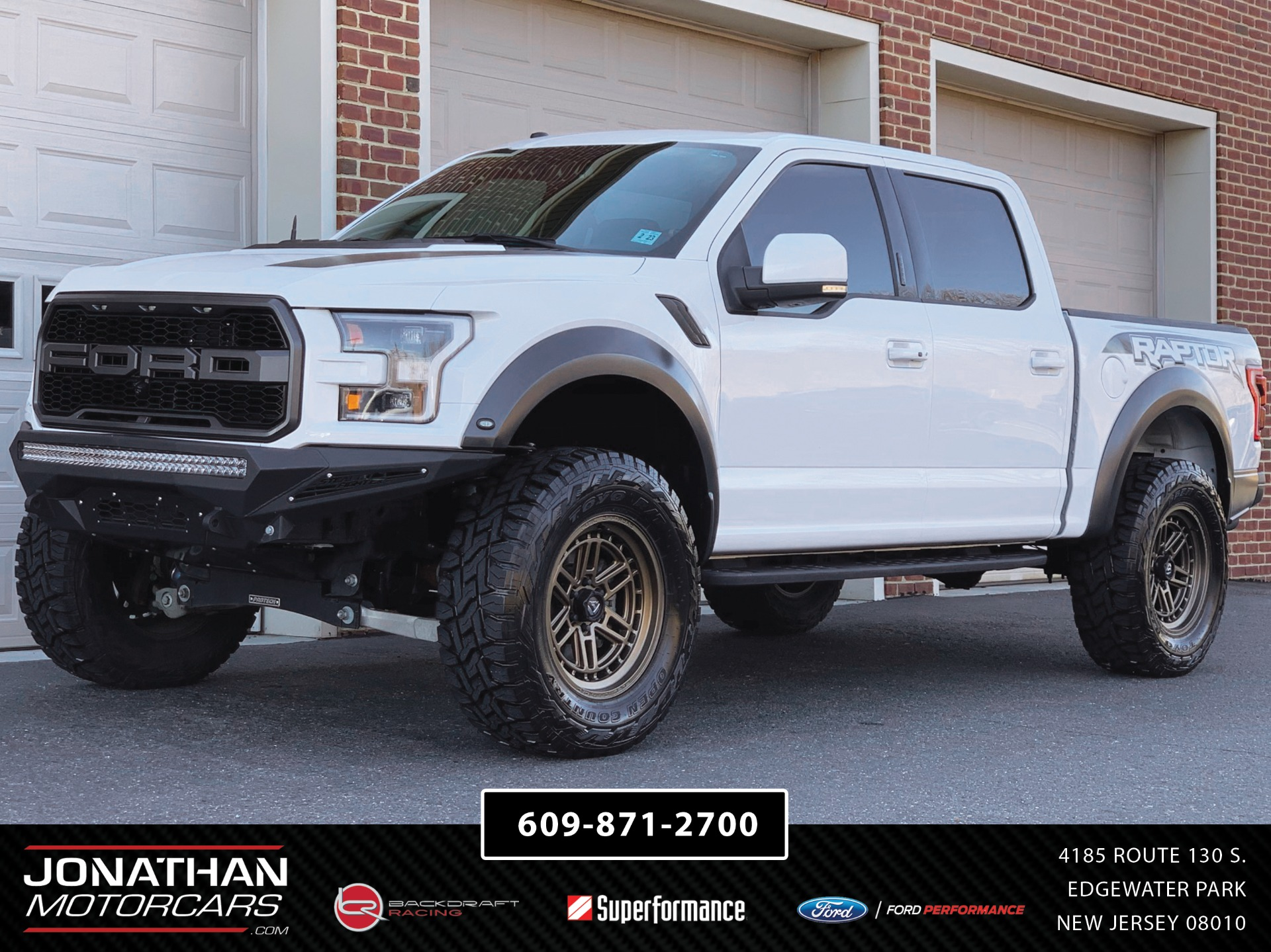 Used 2018 Ford F-150 Raptor | Edgewater Park, NJ