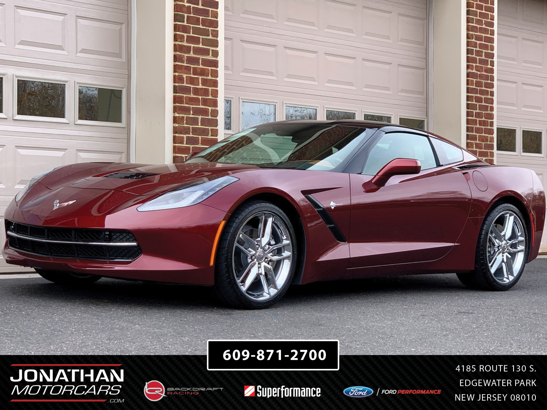 Used 2019 Chevrolet Corvette Stingray 2LT | Edgewater Park, NJ