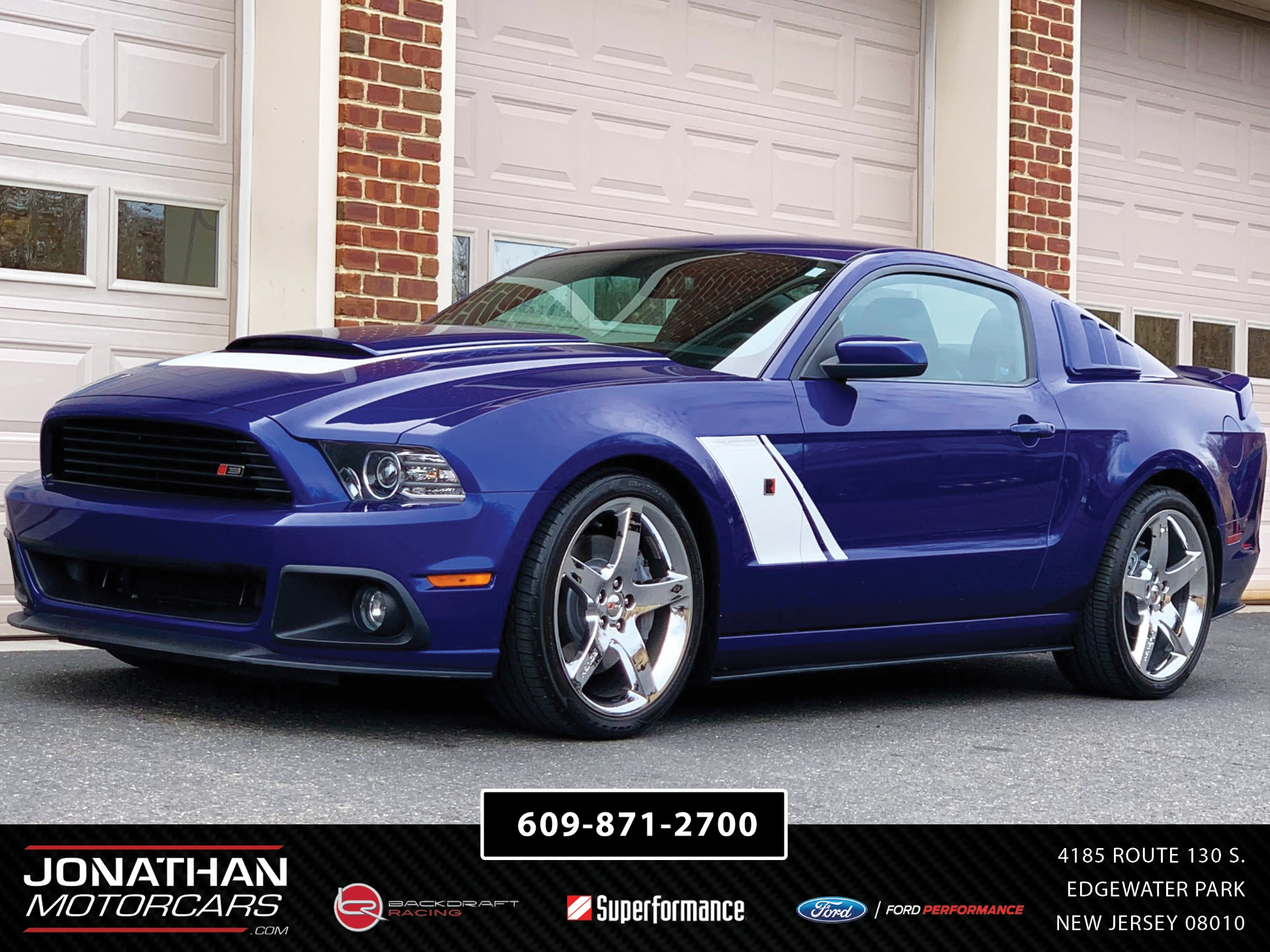 Used 2013 Ford Mustang GT Premium Roush Stage 3 | Edgewater Park, NJ