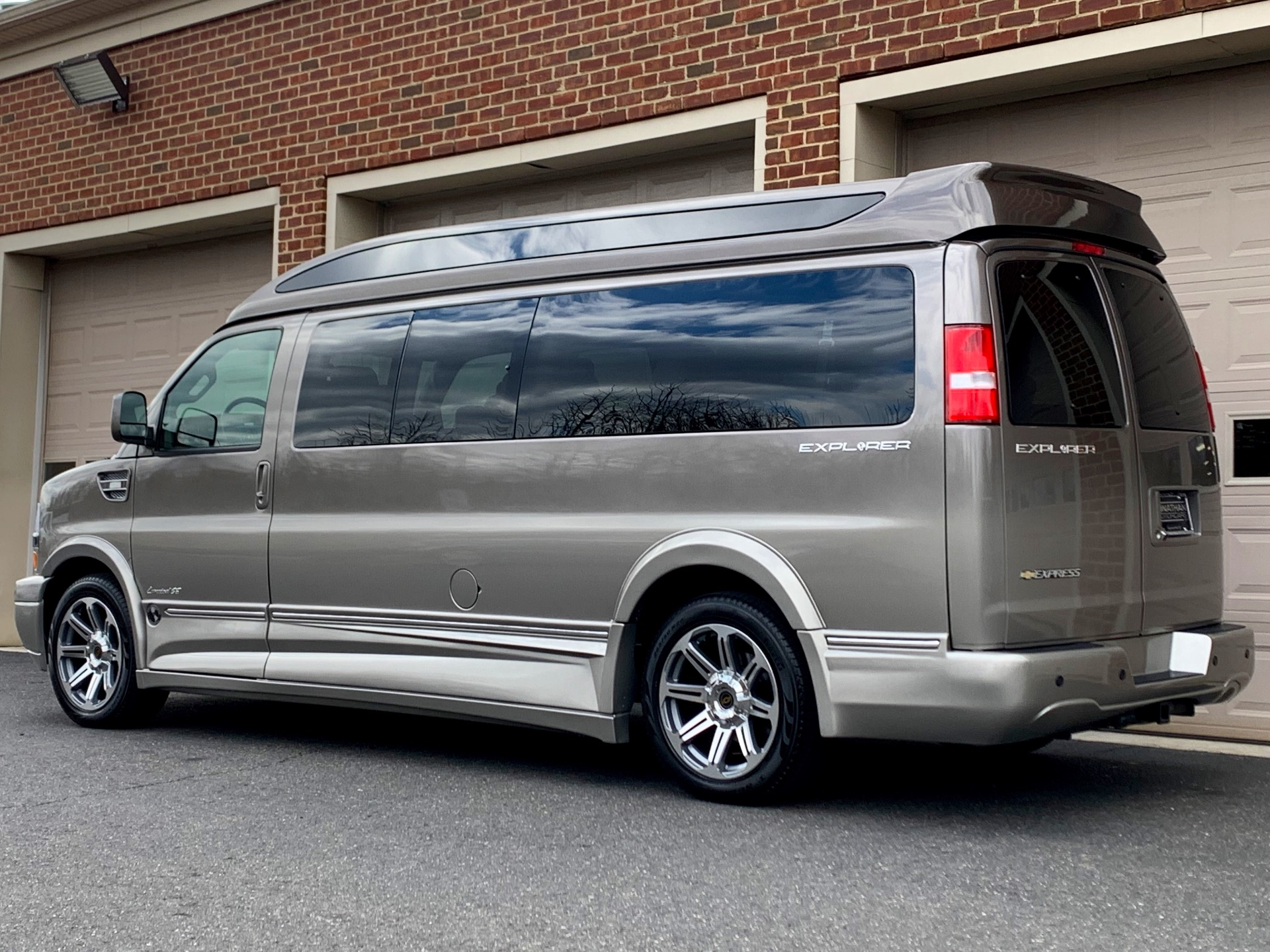 Used-2018-Chevrolet-Express-Conversion-2500-High-Top