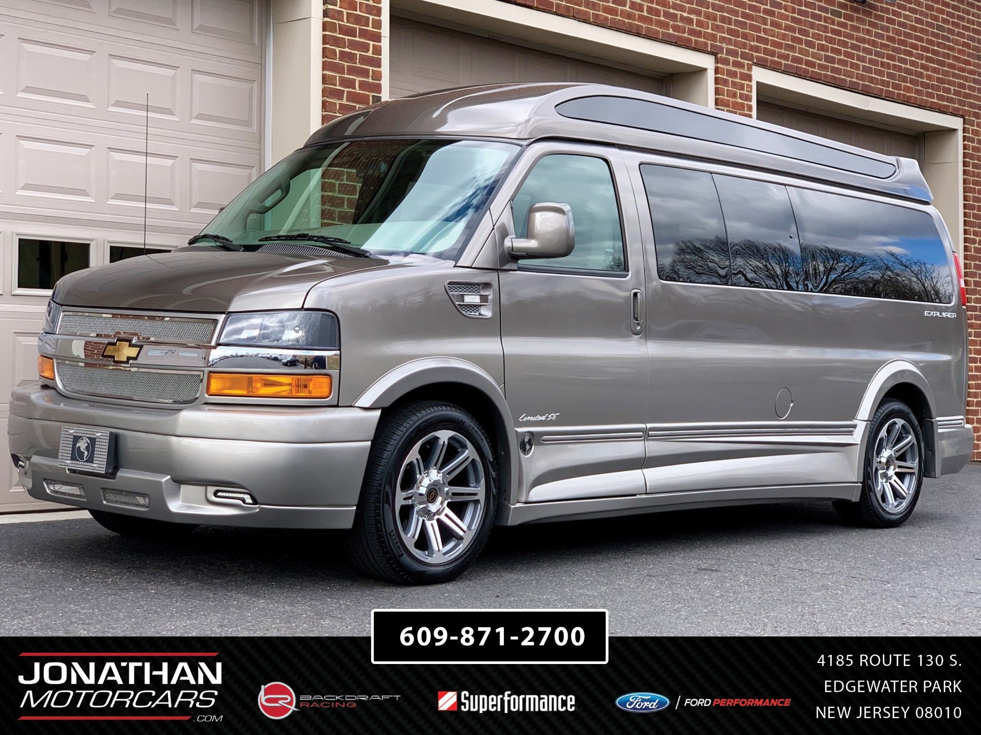 Used 2018 Chevrolet Express Conversion 2500 High Top | Edgewater Park, NJ