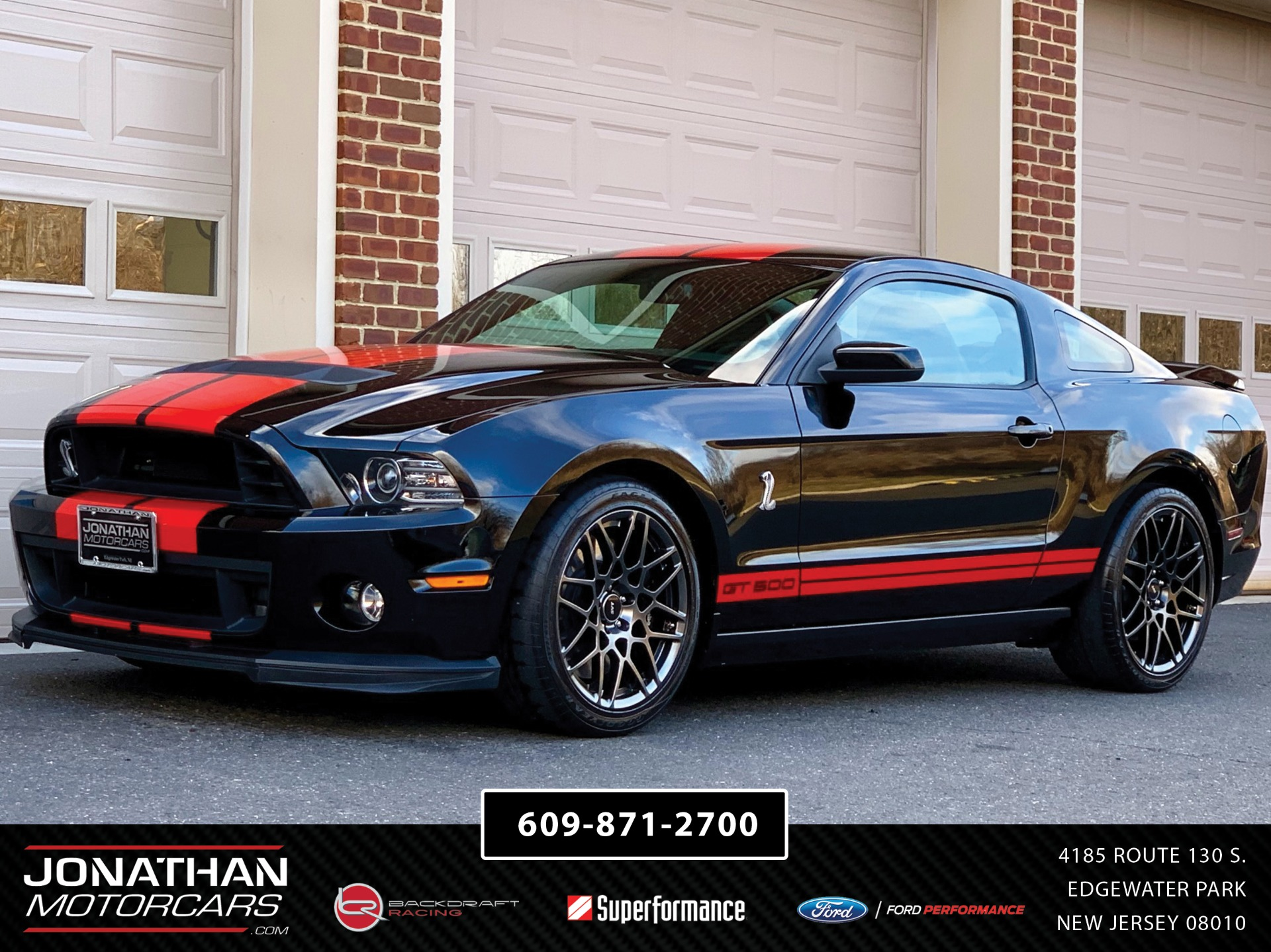 Used 2013 Ford Shelby GT500 SVT Performance   Edgewater Park, NJ