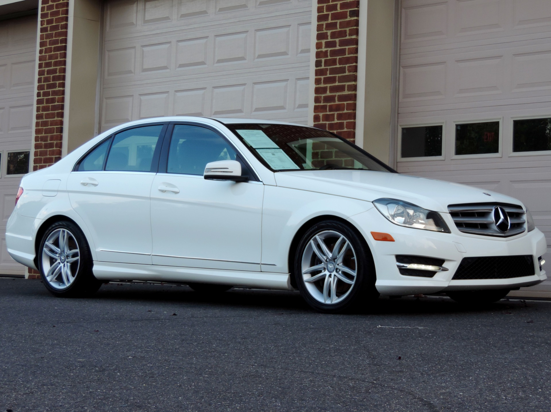 2013 mercedes benz c class c 300 sport 4matic stock for Mercedes benz c class 300 for sale