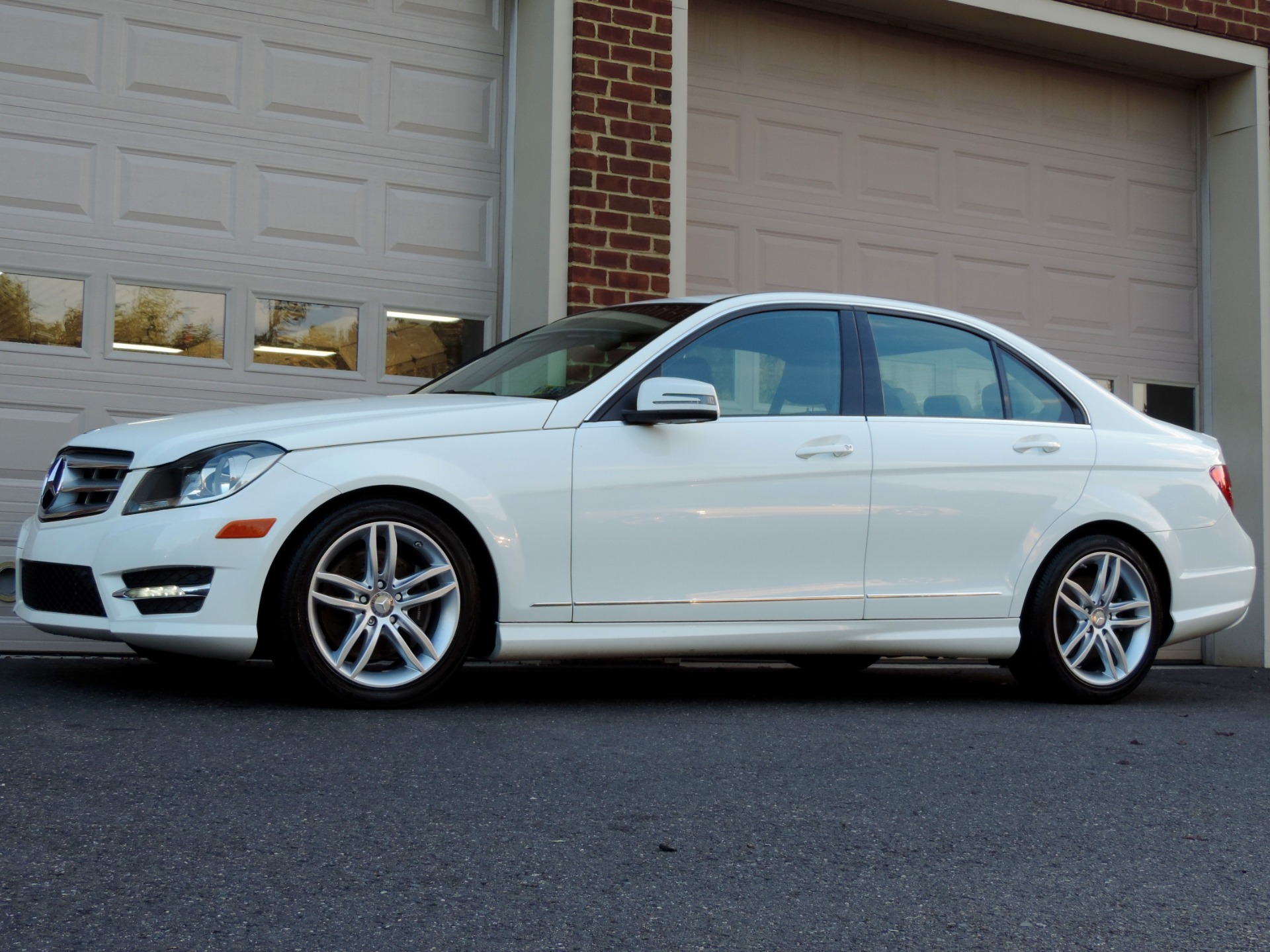 2013 mercedes benz c class c 300 sport 4matic stock 245073 for sale near edgewater park nj. Black Bedroom Furniture Sets. Home Design Ideas