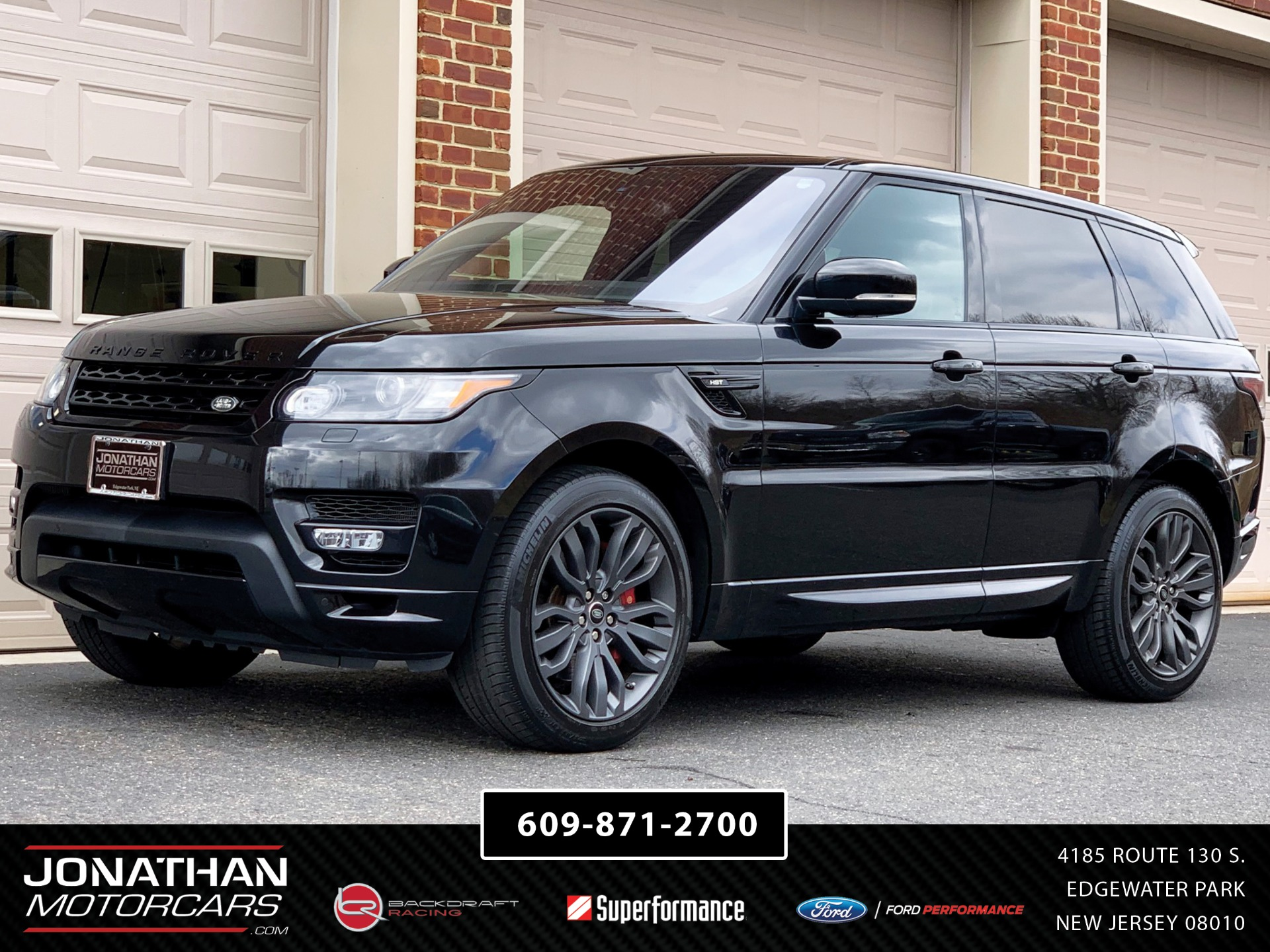 Used 2016 Land Rover Range Rover Sport HST Limited Edition | Edgewater Park, NJ