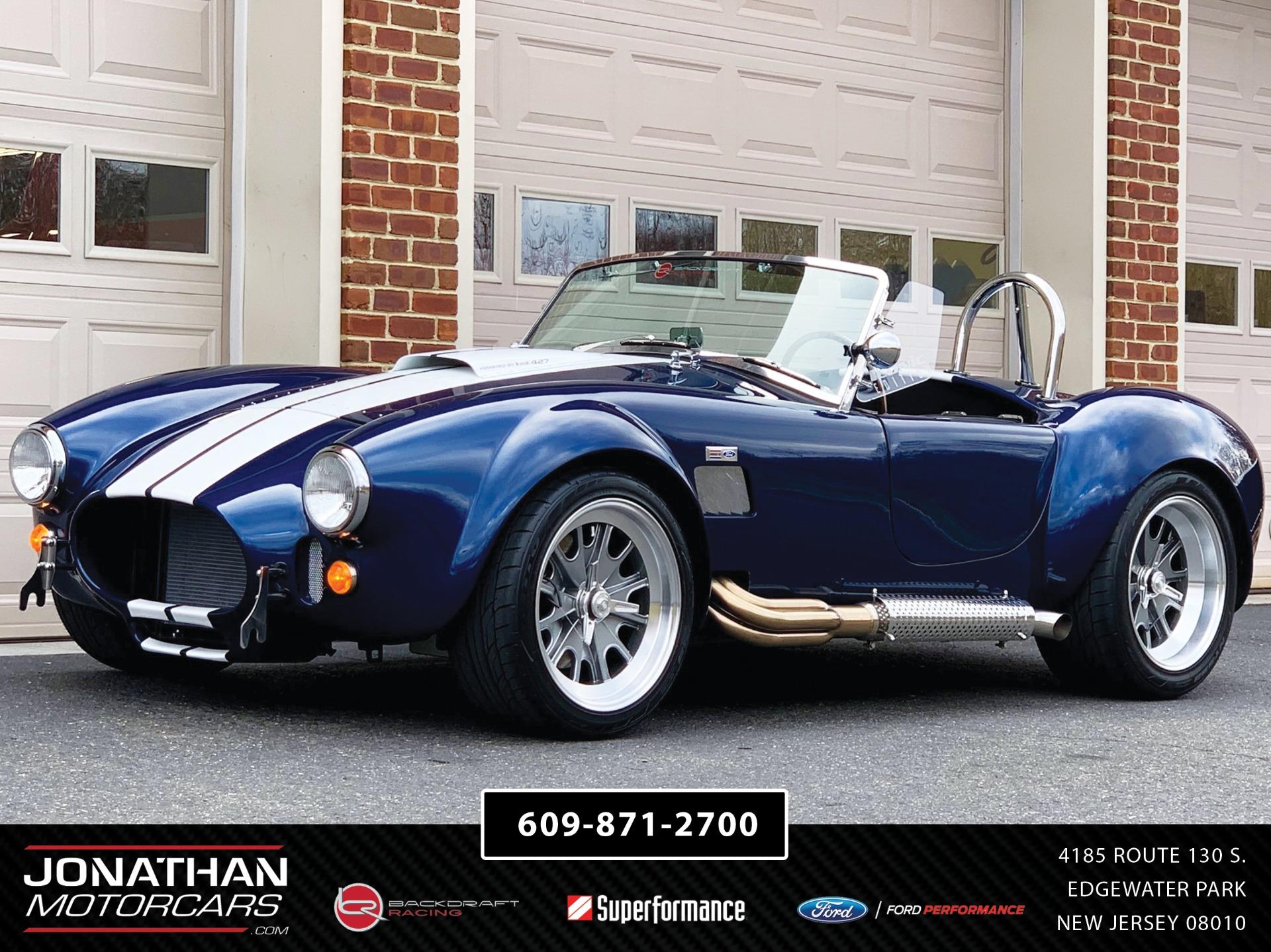 Used 1965 Backdraft Racing Cobra RT4 | Edgewater Park, NJ