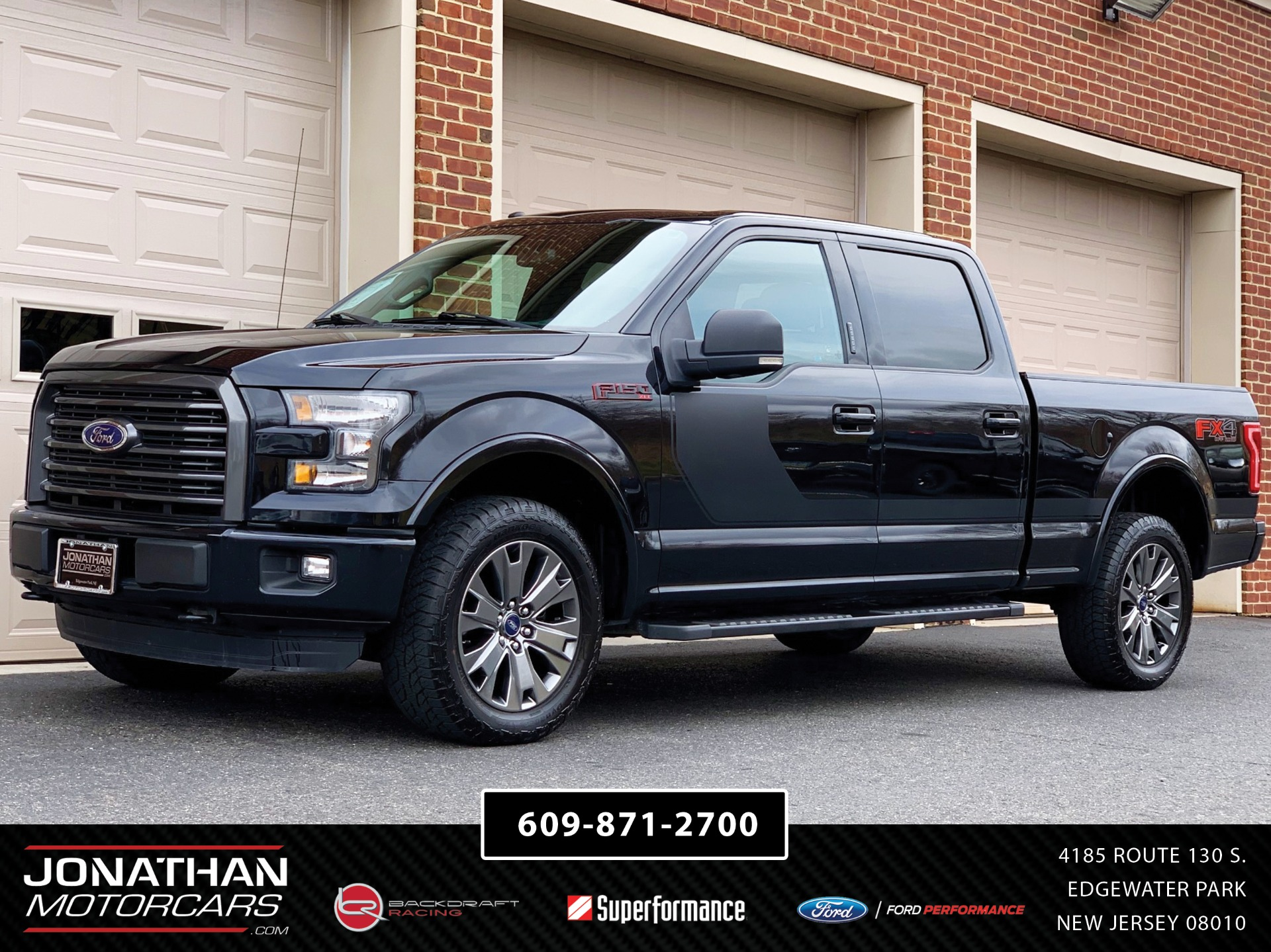 Used 2016 Ford F-150 XLT Sport Appearance | Edgewater Park, NJ