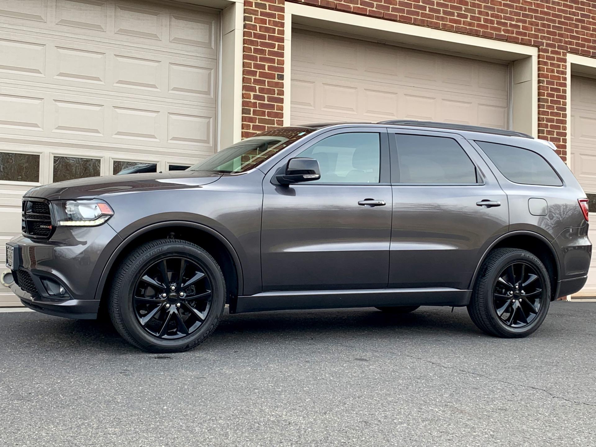 Used-2018-Dodge-Durango-GT-Black-Top