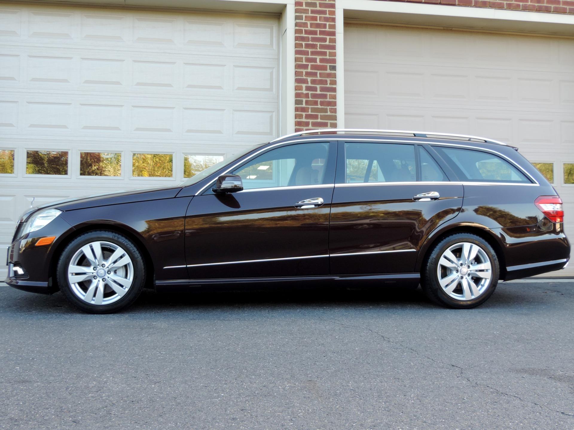 2011 mercedes benz e class e 350 4matic sport wagon stock for Mercedes benz e350 wagon for sale