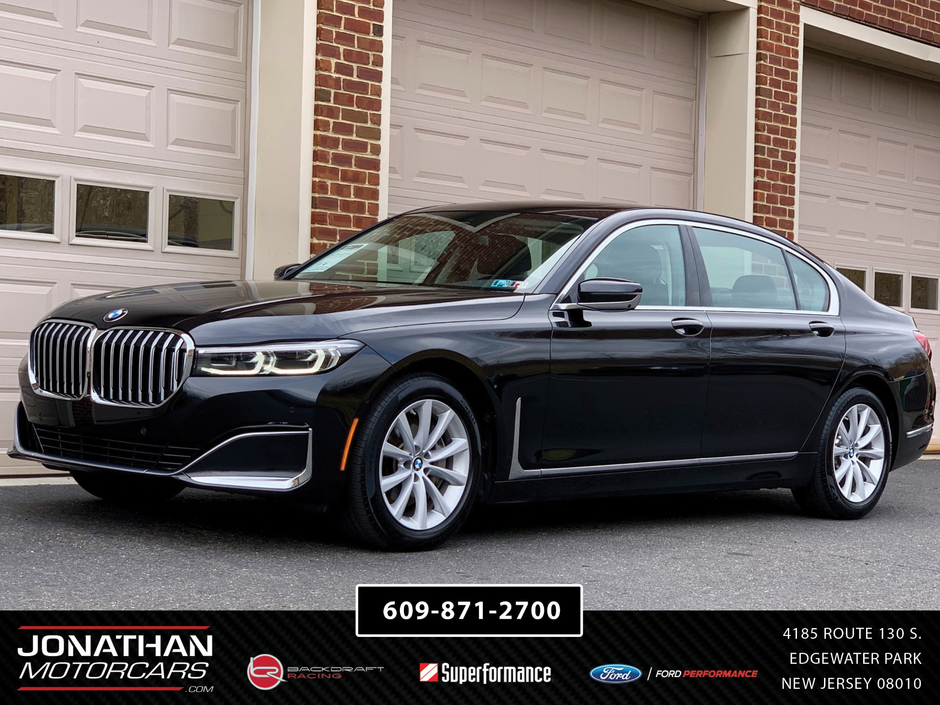 Used 2020 BMW 7 Series 740i xDrive | Edgewater Park, NJ