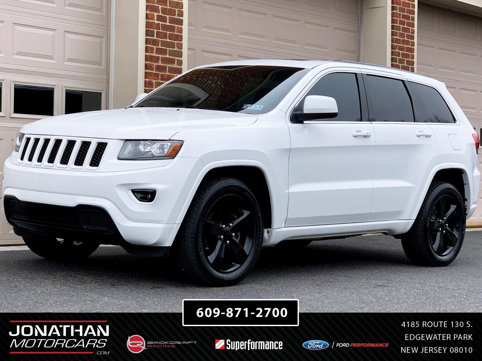 Used 2015 Jeep Grand Cherokee Altitude | Edgewater Park, NJ