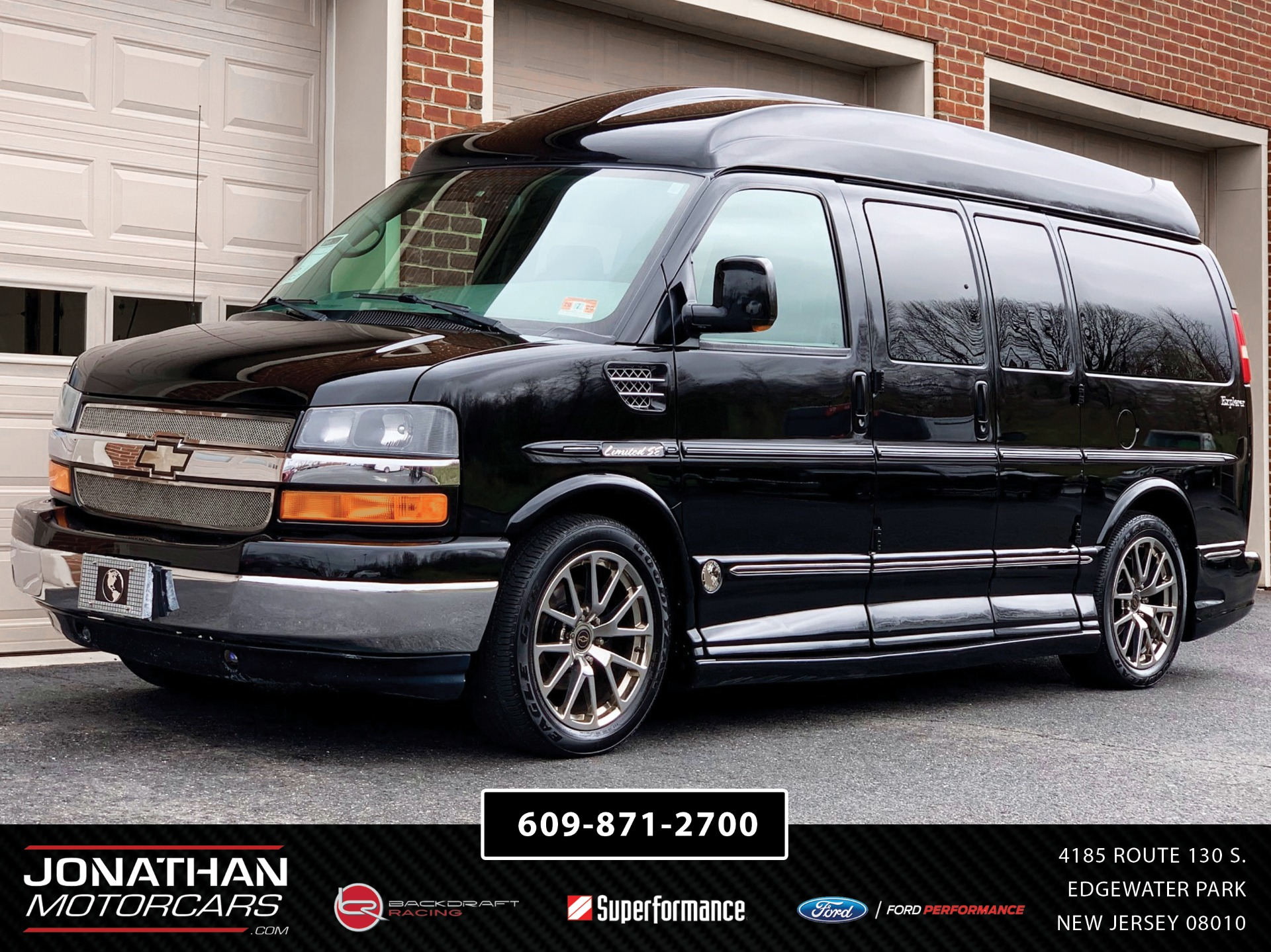 Used 2011 Chevrolet Express 1500 High Top Conversion | Edgewater Park, NJ