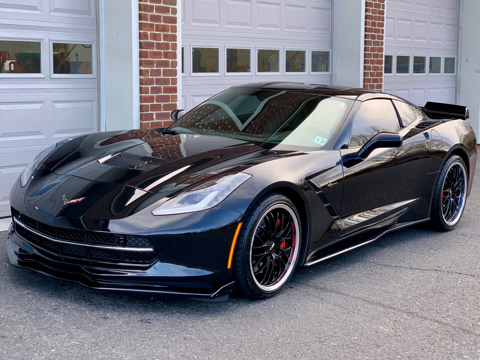 corvette stingray z51 2lt chevrolet