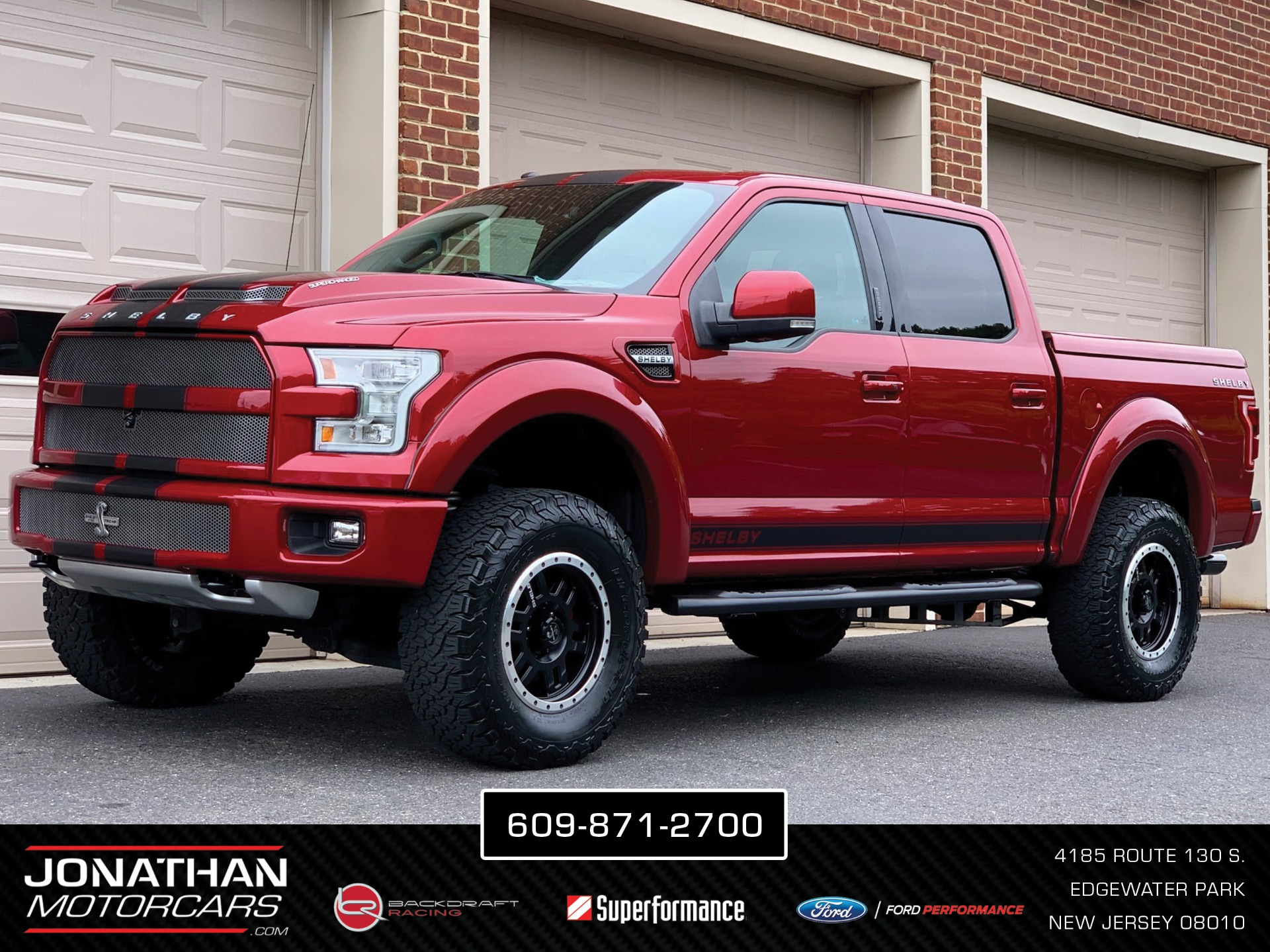 Used 2017 Ford F-150 Lariat SHELBY | Edgewater Park, NJ