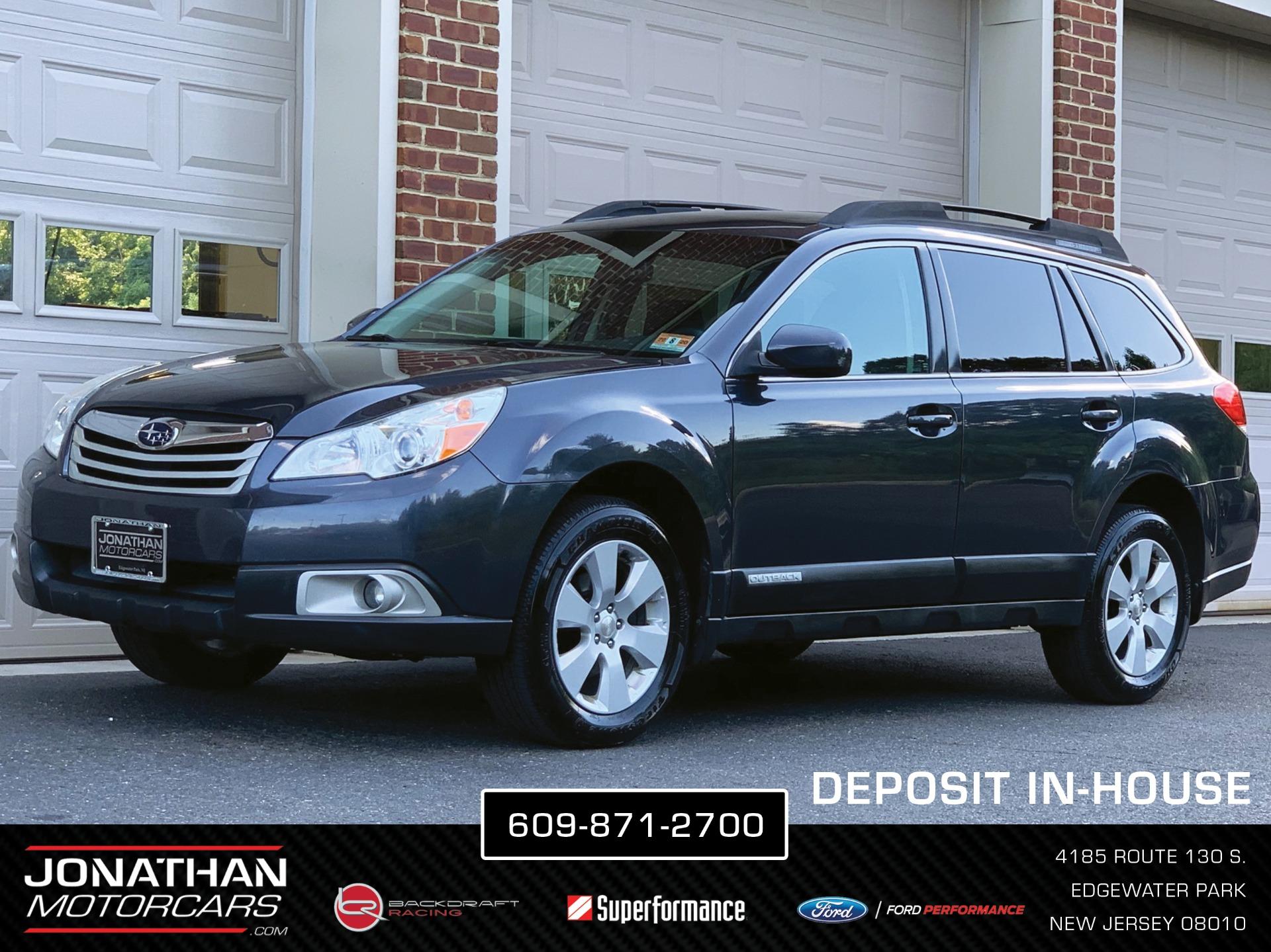 Used 2011 Subaru Outback 2.5i Premium | Edgewater Park, NJ