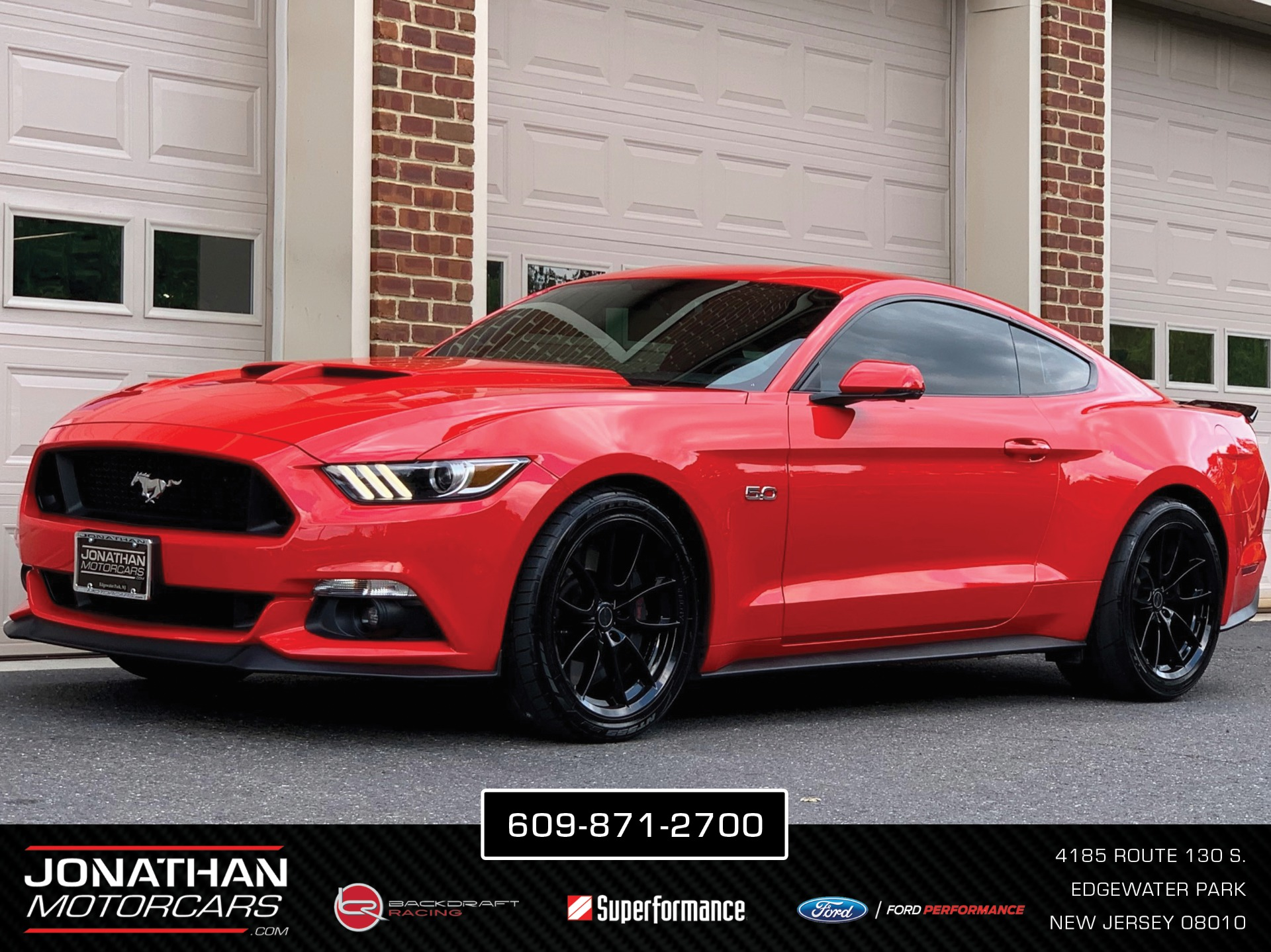 Used 2017 Ford Mustang GT Premium SUPERCHARGED   Edgewater Park, NJ