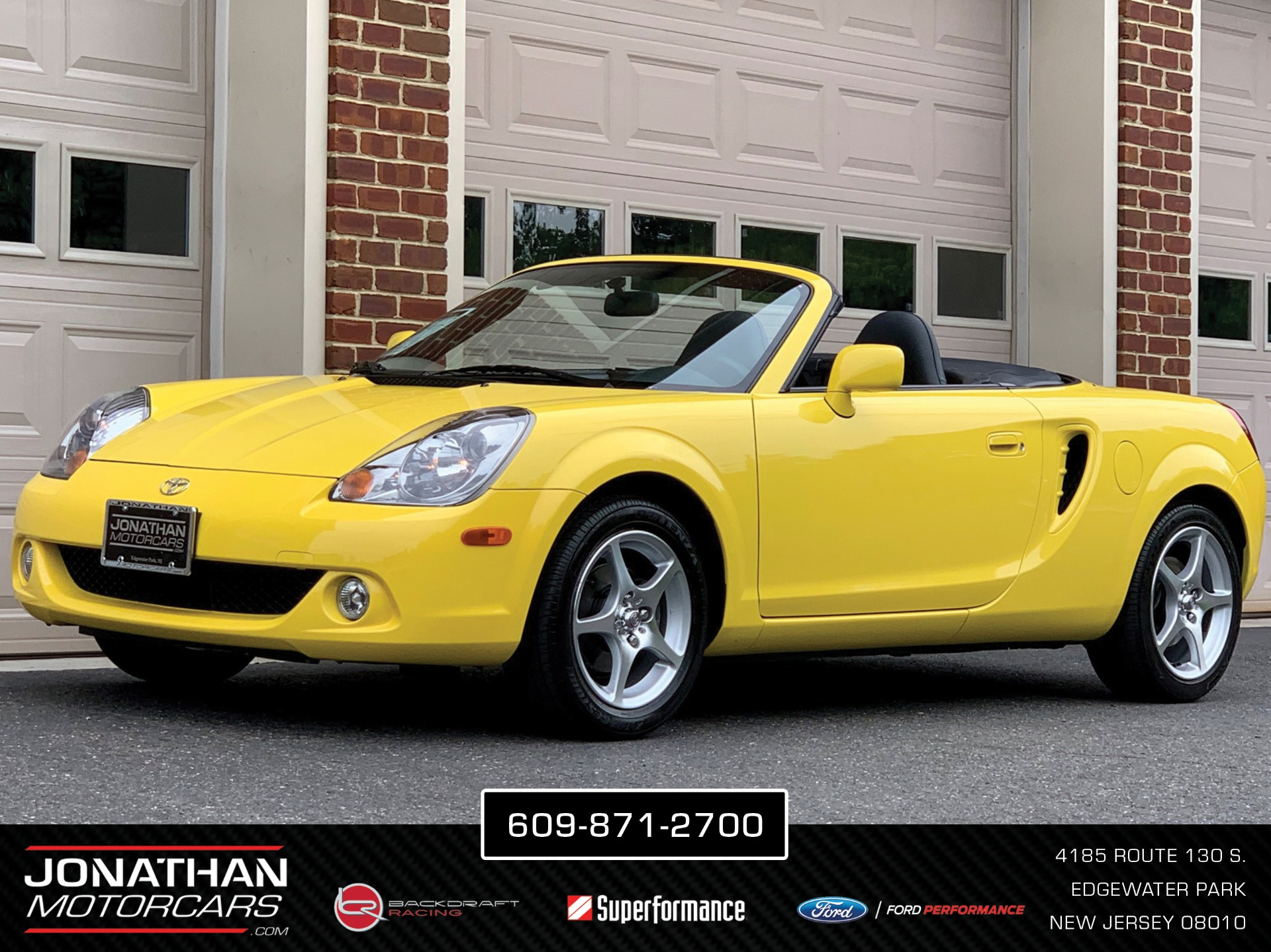 Used 2003 Toyota MR2 Spyder  | Edgewater Park, NJ