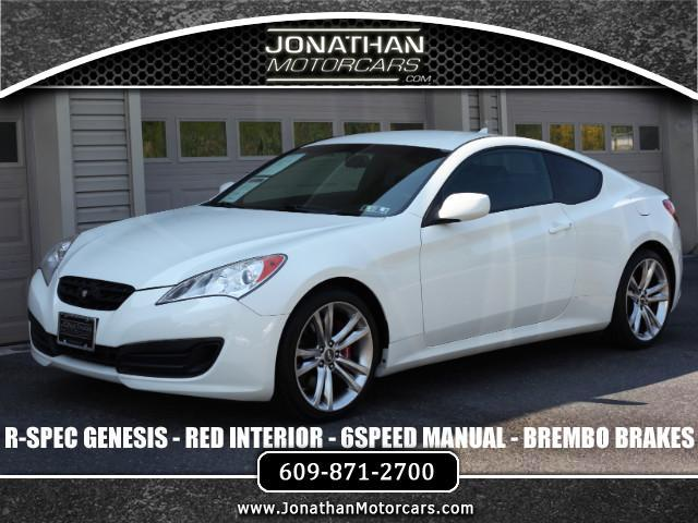 Used 2012 Hyundai Genesis Coupe 20T R Spec