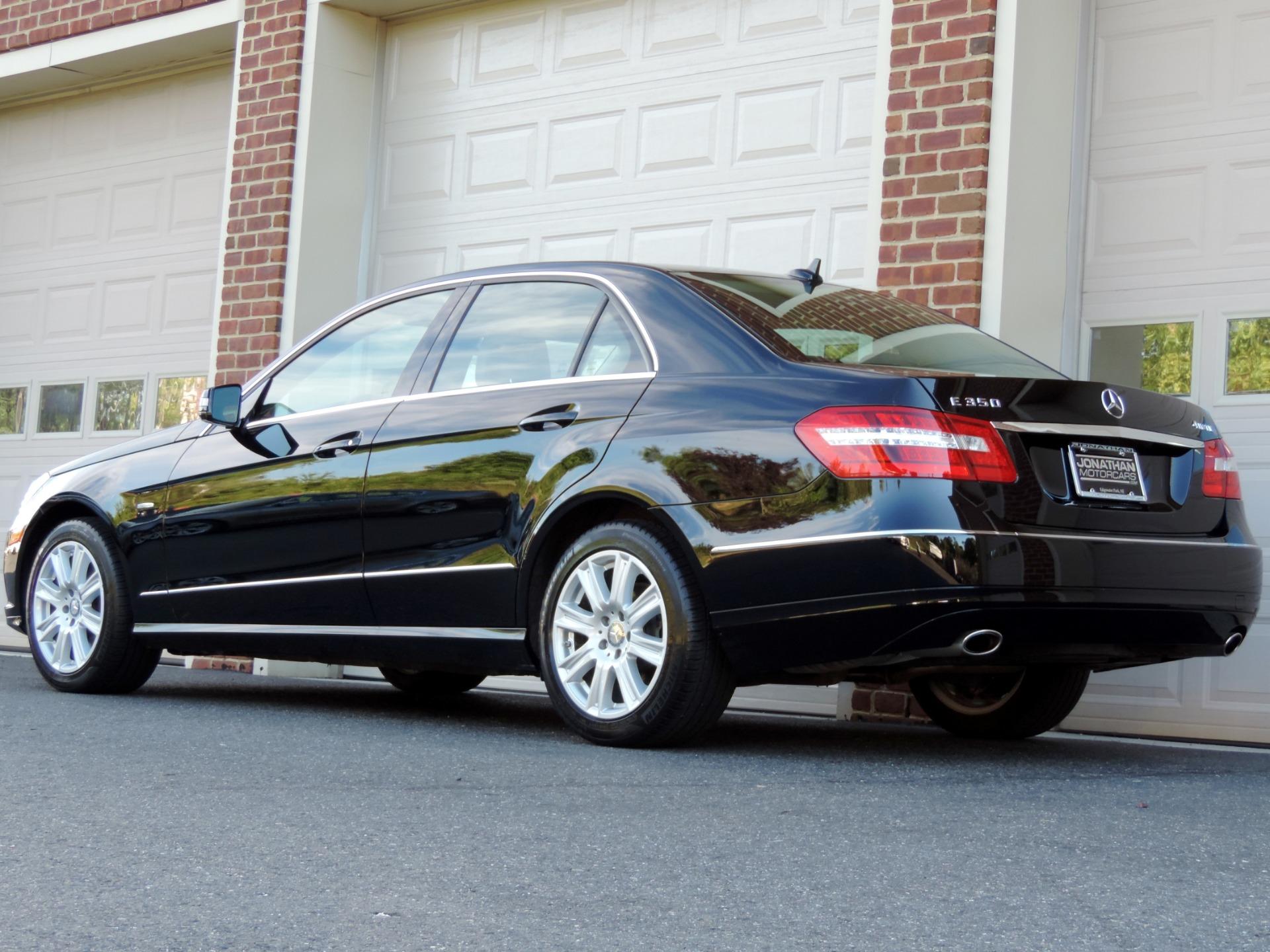 2012 Mercedes-Benz E-Class E 350 Luxury 4MATIC Stock ...