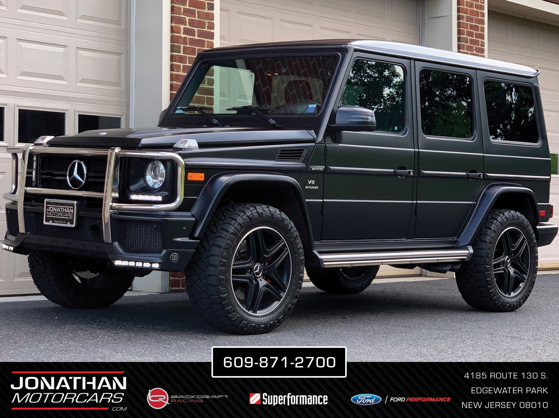 Used 2017 Mercedes-Benz G-Class AMG G 63 | Edgewater Park, NJ