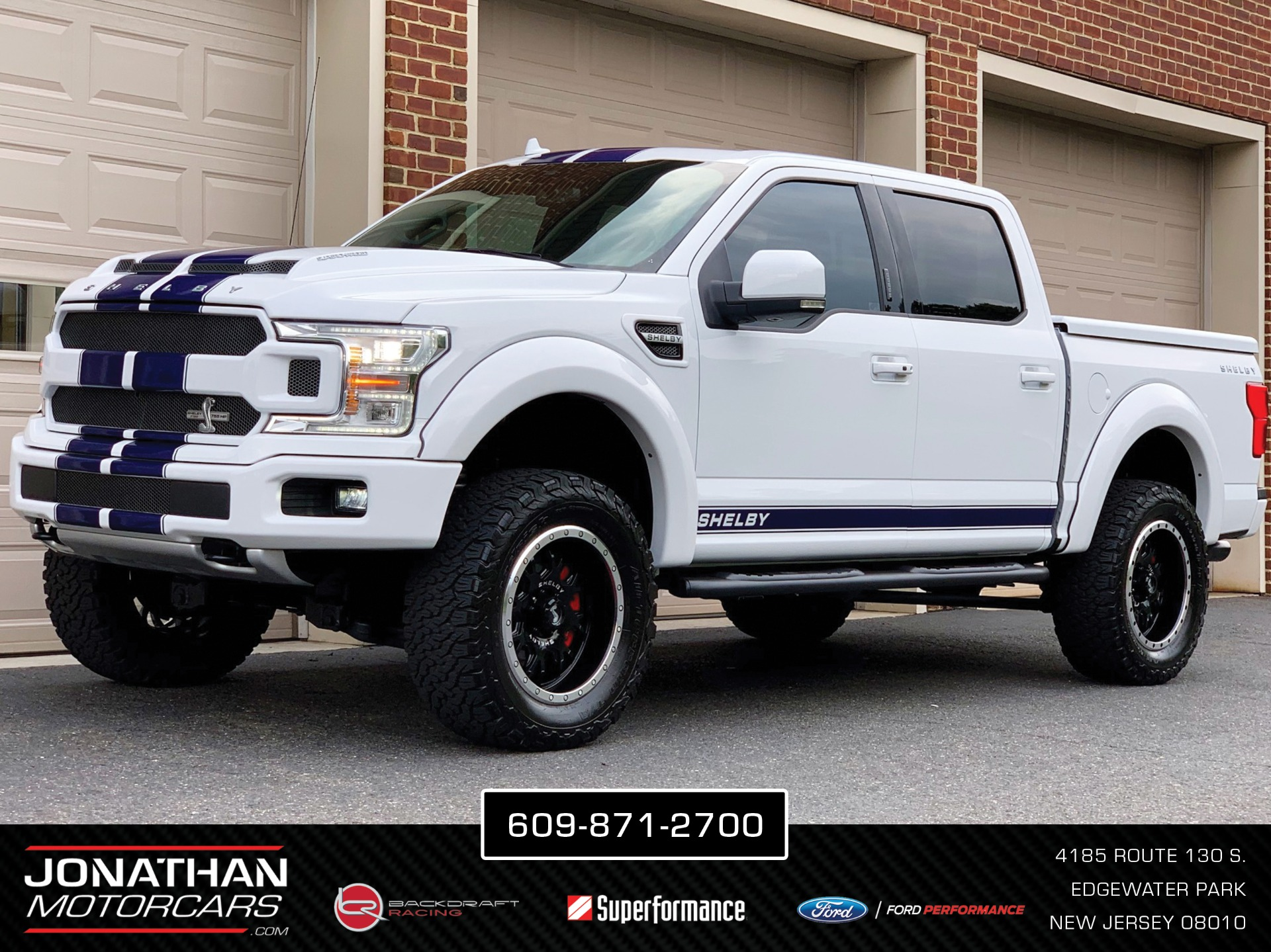 Used 2018 Ford F-150 Lariat SHELBY | Edgewater Park, NJ