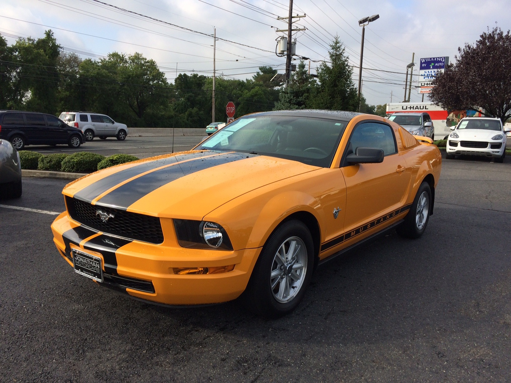 2009 Ford Mustang V6 Premium Stock   126346 For Sale Near