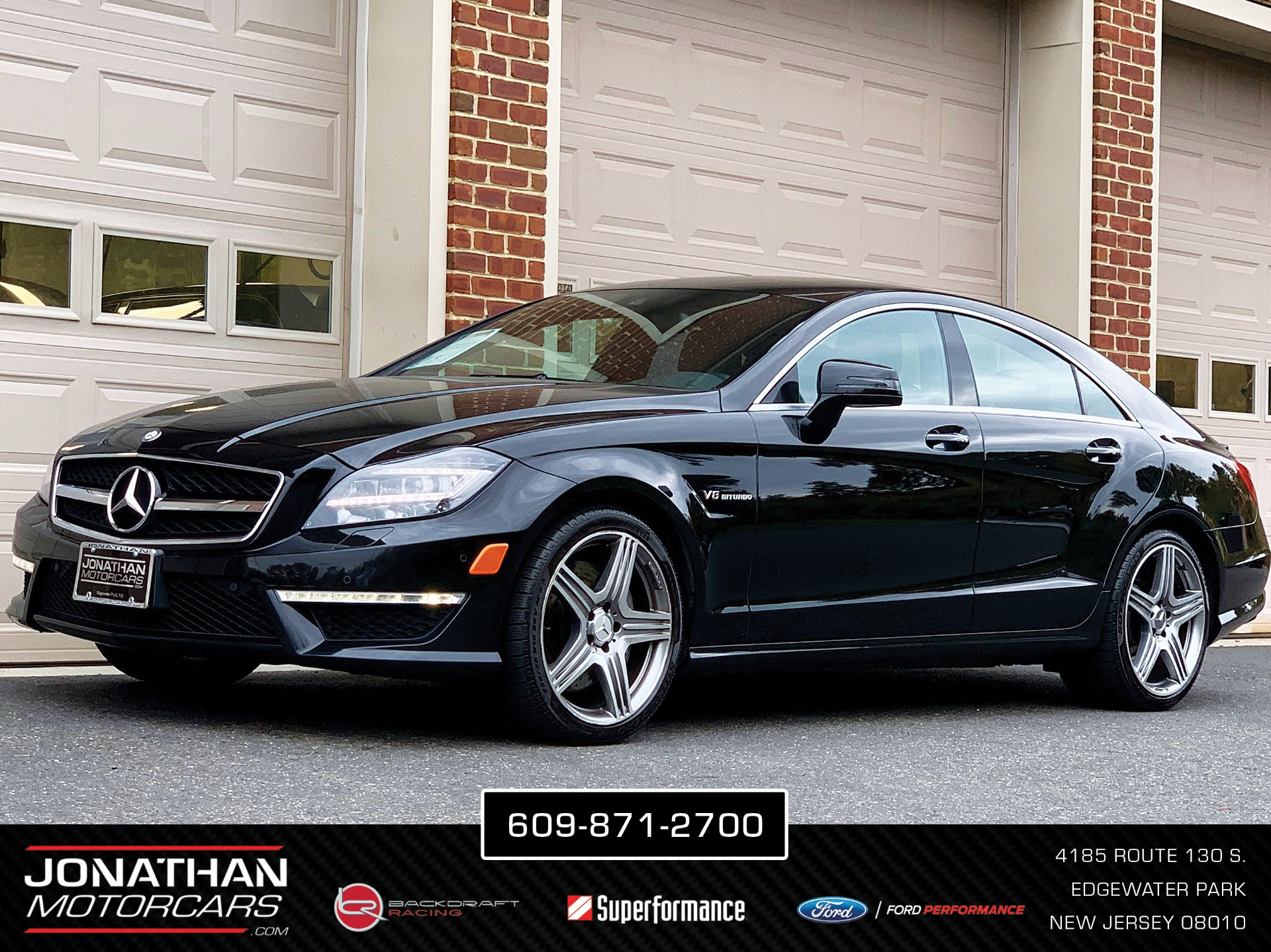 Used 2014 Mercedes-Benz CLS CLS 63 AMG | Edgewater Park, NJ