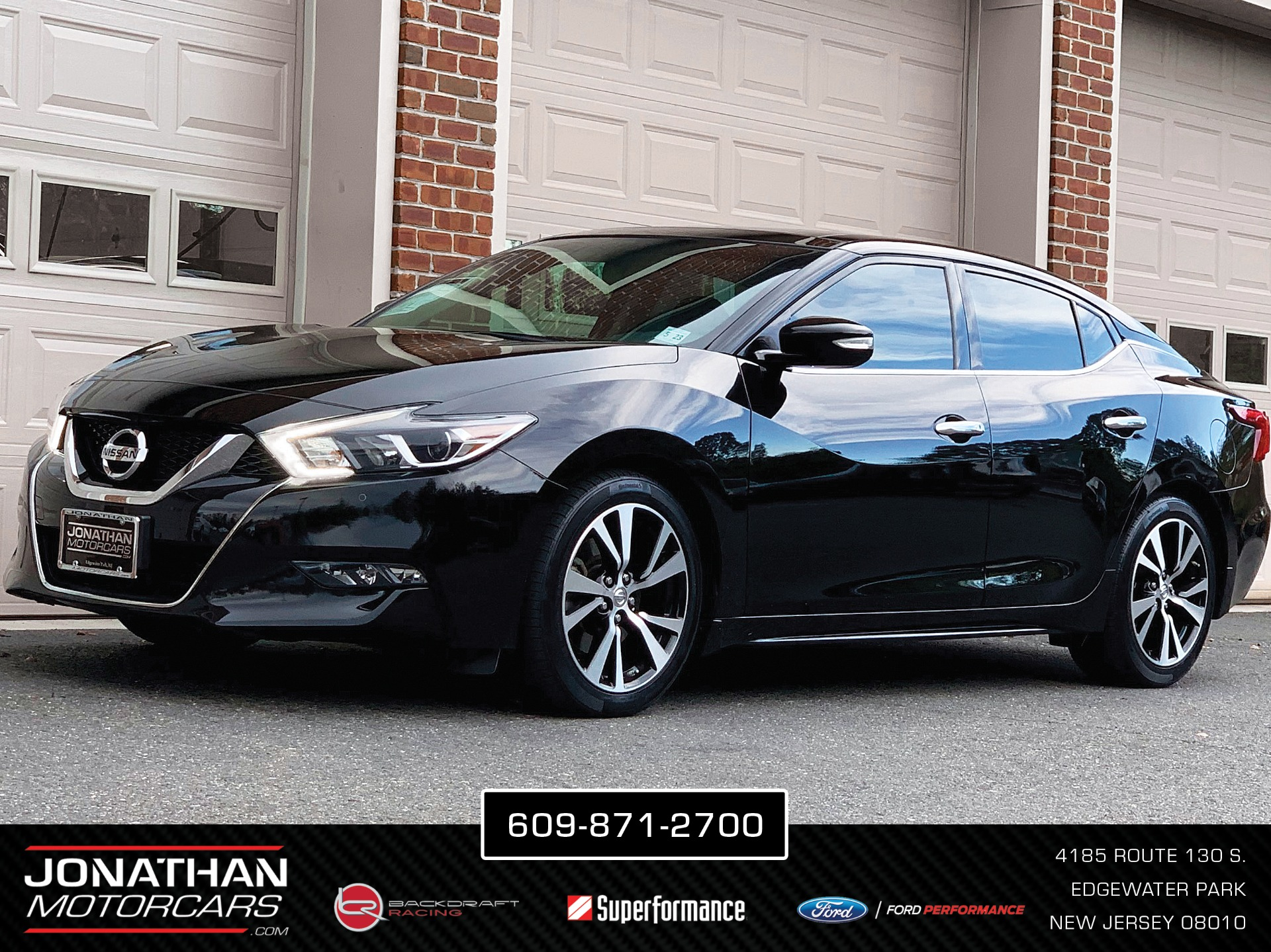 Used 2018 Nissan Maxima 3.5 SL | Edgewater Park, NJ