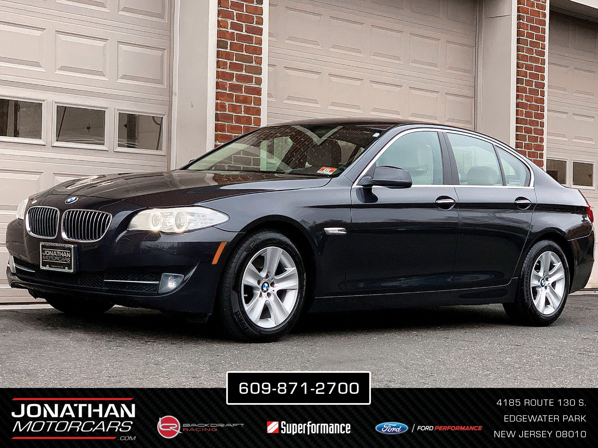 Used 2013 BMW 5 Series 528i xDrive | Edgewater Park, NJ