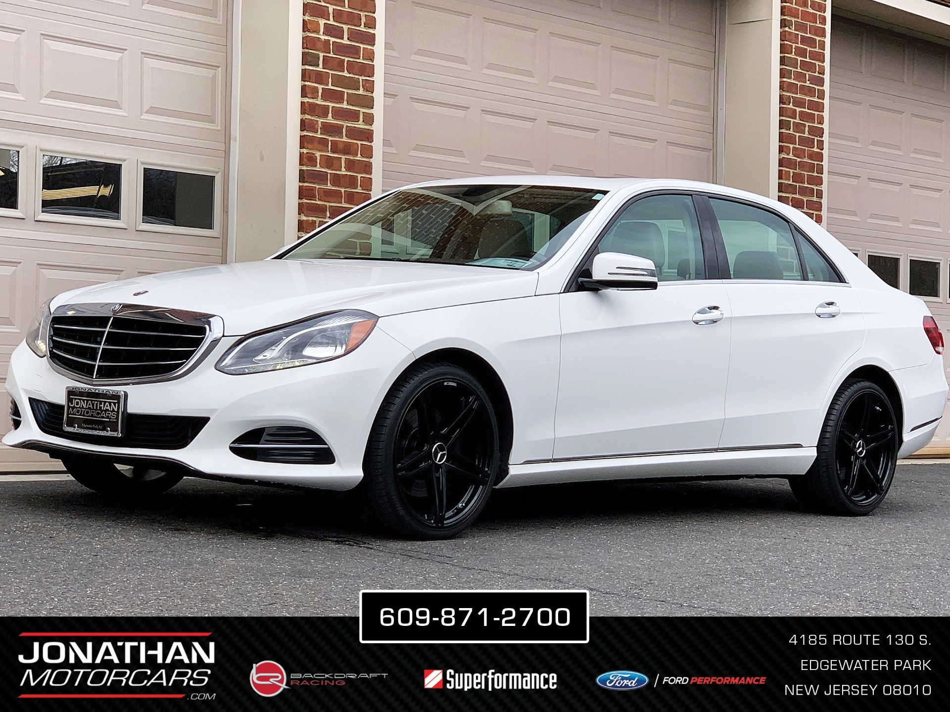 Used 2014 Mercedes-Benz E-Class E 350 Luxury 4MATIC | Edgewater Park, NJ