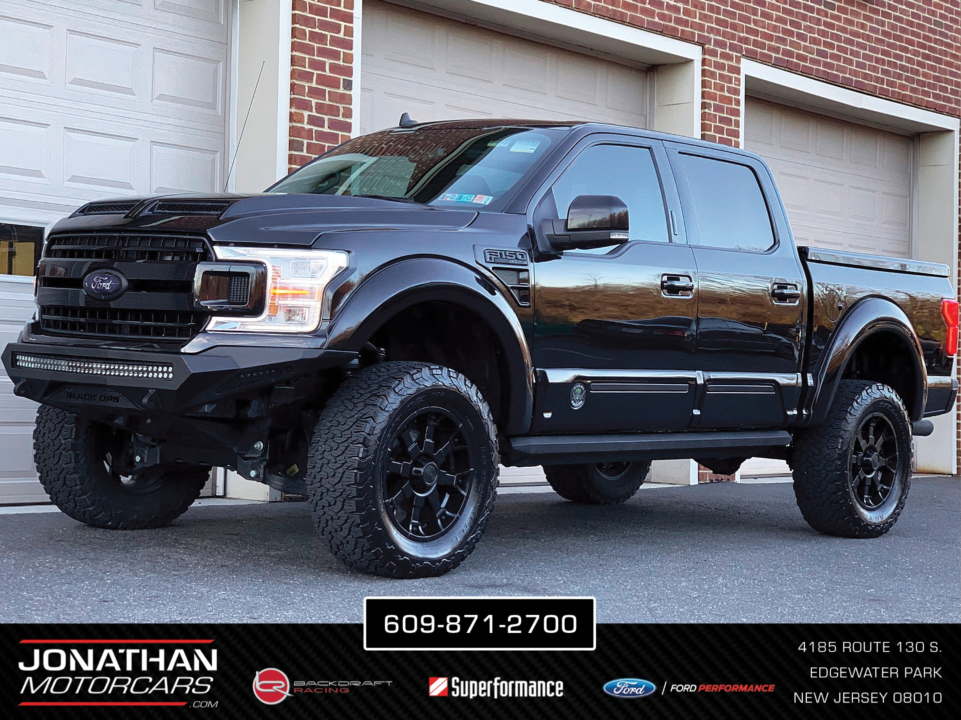 Used 2019 Ford F-150 Black Ops Edition | Edgewater Park, NJ