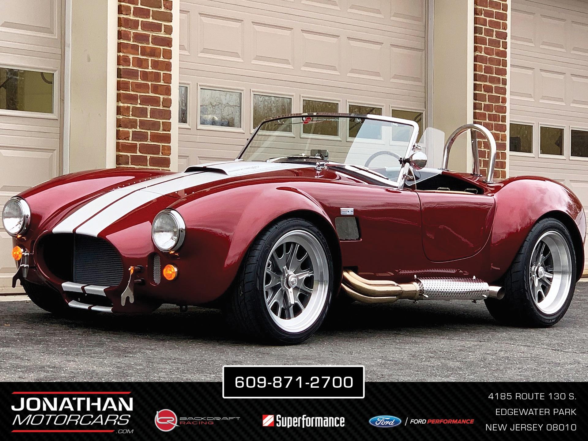 New 1965 Backdraft Racing Cobra RT4 | Edgewater Park, NJ