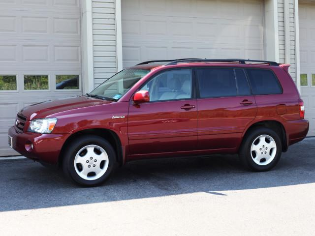 2006 Toyota Highlander Limited Stock # 144134 for sale near ...