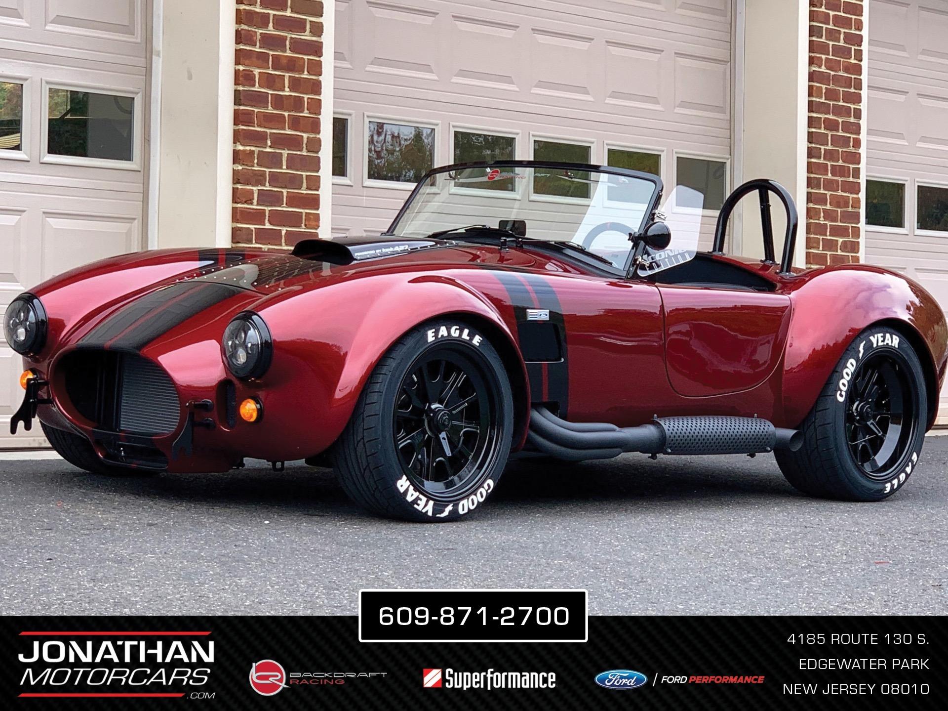 New 1965 Backdraft Racing Cobra RT4B | Edgewater Park, NJ