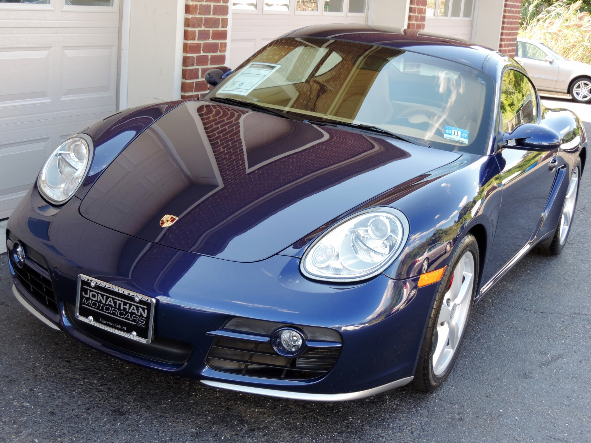 2006 porsche cayman s stock 784186 for sale near edgewater park nj nj porsche dealer. Black Bedroom Furniture Sets. Home Design Ideas