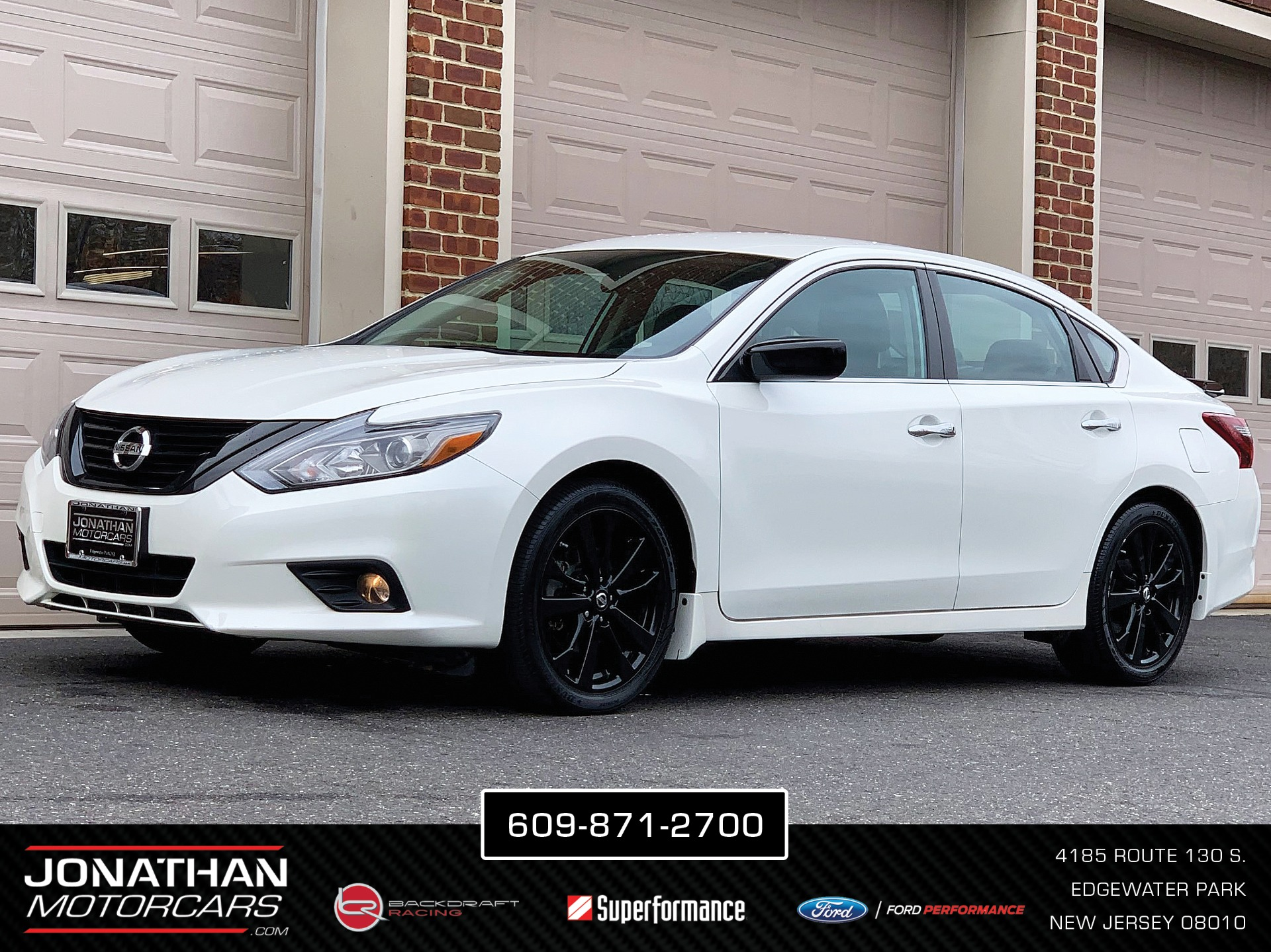 Used 2018 Nissan Altima 2.5 SR Midnight | Edgewater Park, NJ
