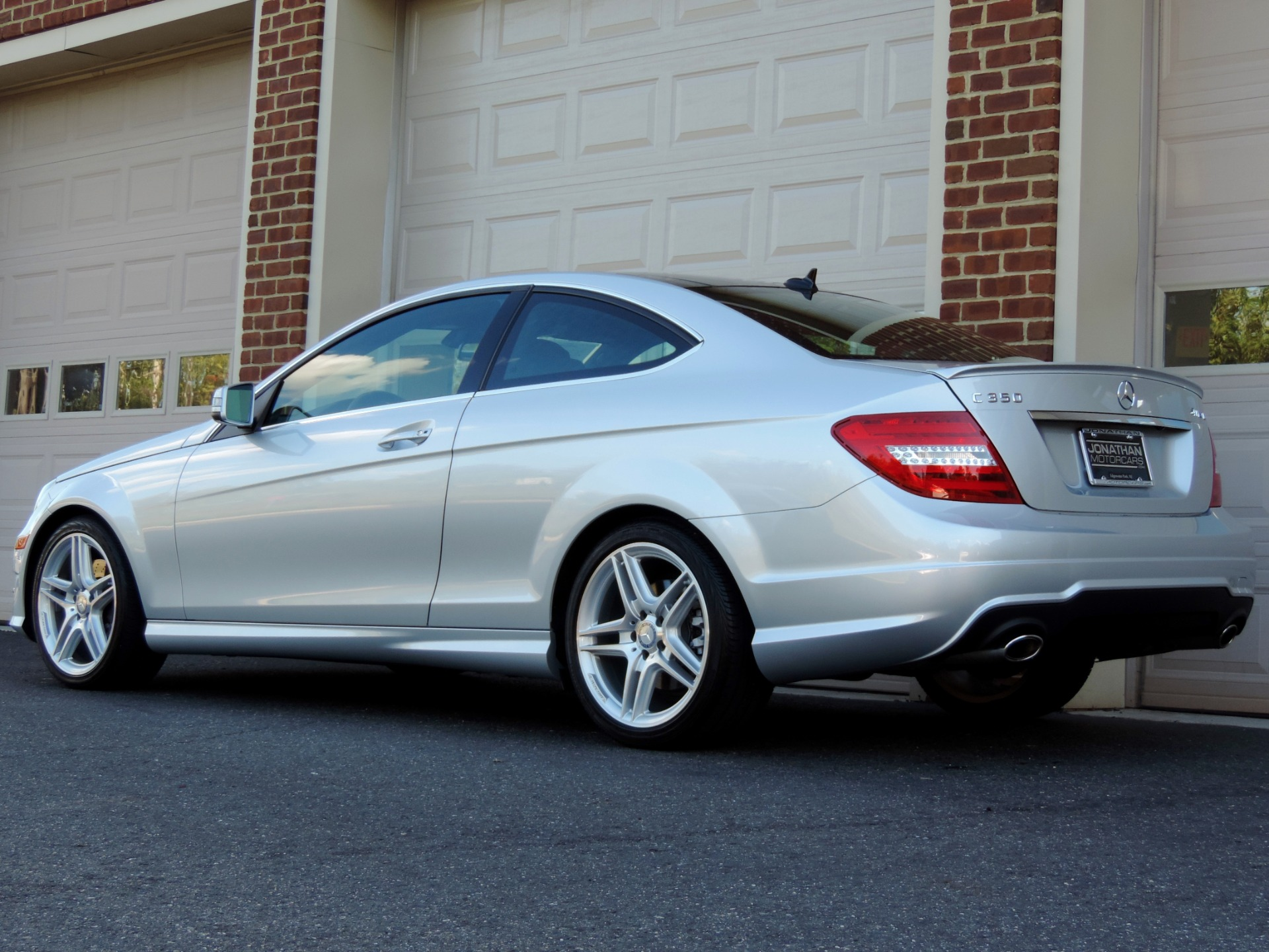 2014 mercedes benz c class c 350 4matic stock 198513 for - Mercedes c class coupe 4matic ...