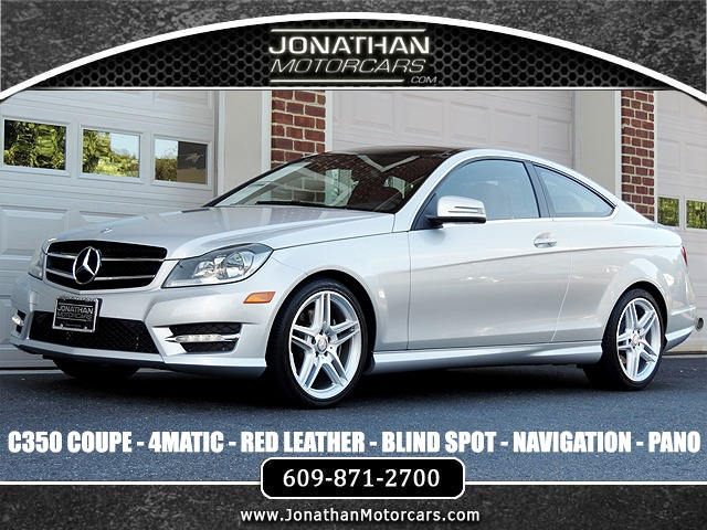 2014 Mercedes Benz C Class C 350 4matic Stock 198513 For Sale