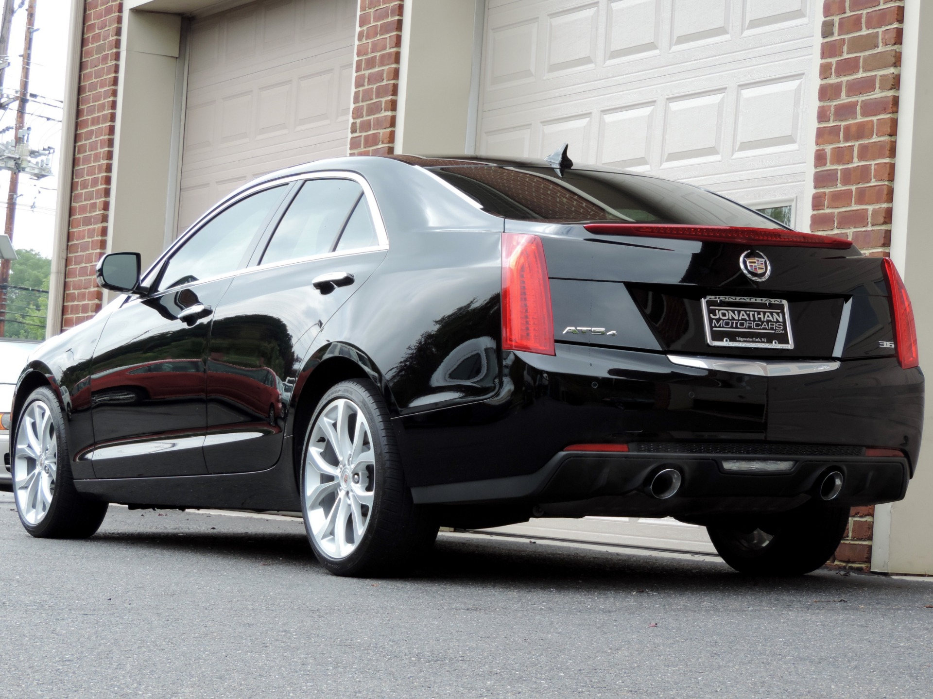 2014 cadillac ats 3 6l premium stock 194310 for sale near edgewater park nj nj cadillac dealer. Black Bedroom Furniture Sets. Home Design Ideas