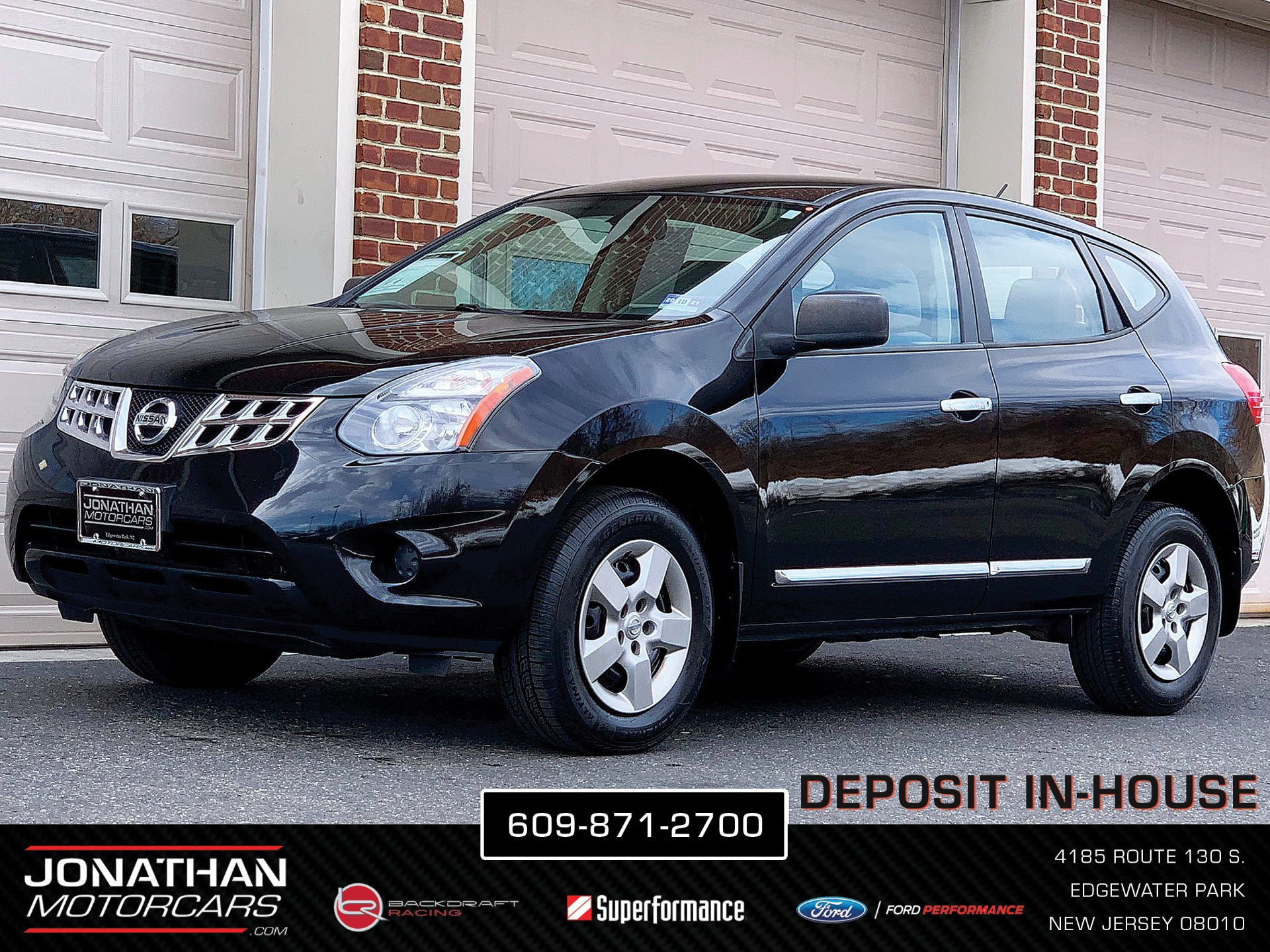 Used 2014 Nissan Rogue Select S   Edgewater Park, NJ