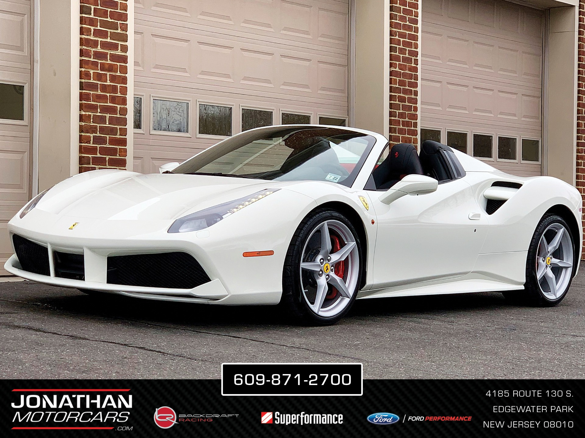 Used 2017 Ferrari 488 Spider  | Edgewater Park, NJ