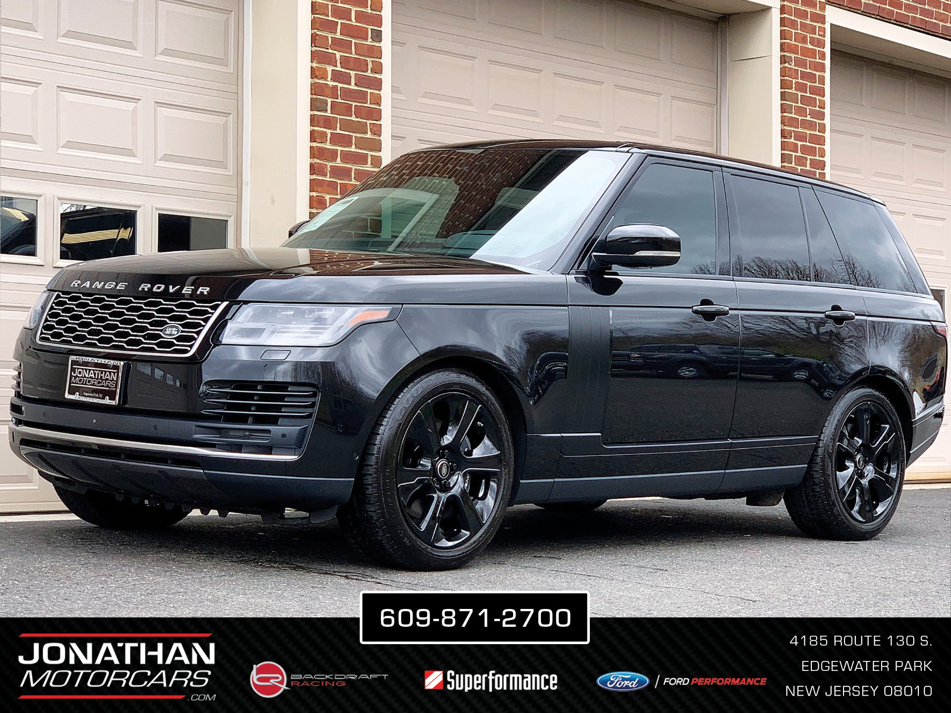 Used 2019 Land Rover Range Rover Supercharged | Edgewater Park, NJ
