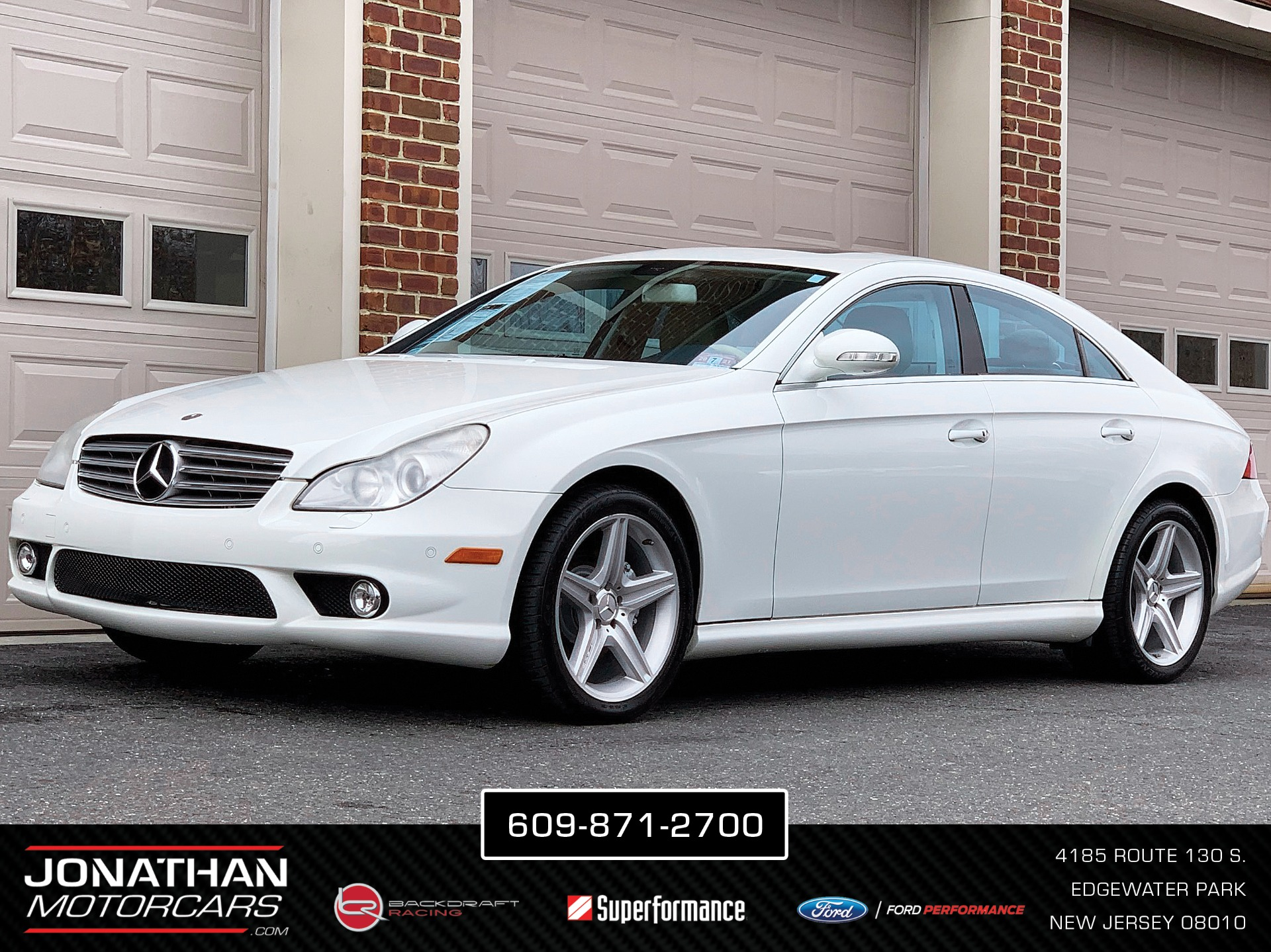 Used 2008 Mercedes-Benz CLS CLS 550 | Edgewater Park, NJ