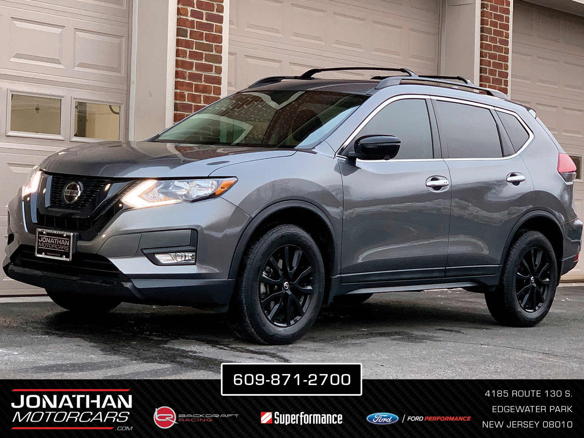 Used 2018 Nissan Rogue SV Midnight | Edgewater Park, NJ