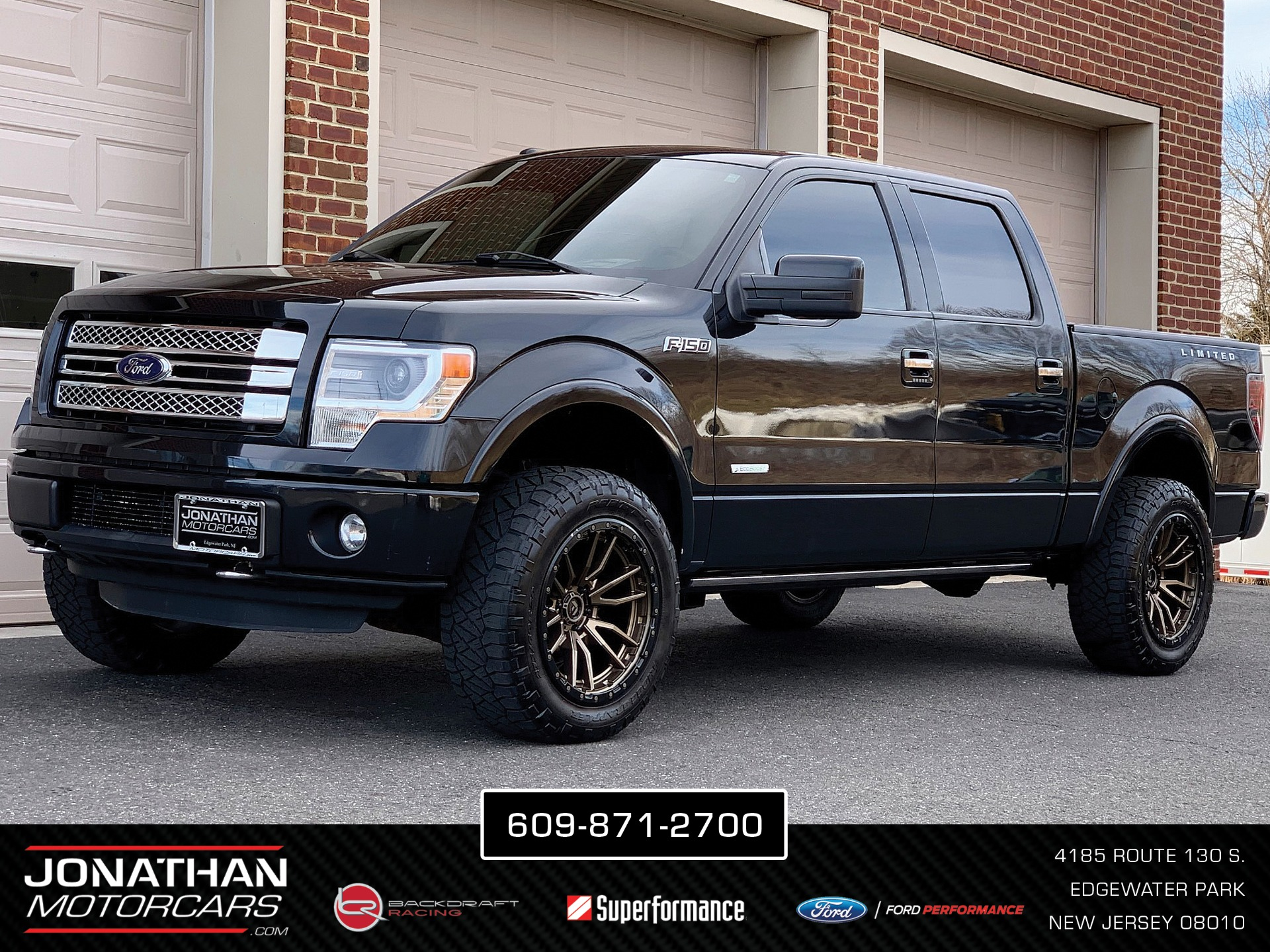 Used 2013 Ford F-150 Limited | Edgewater Park, NJ