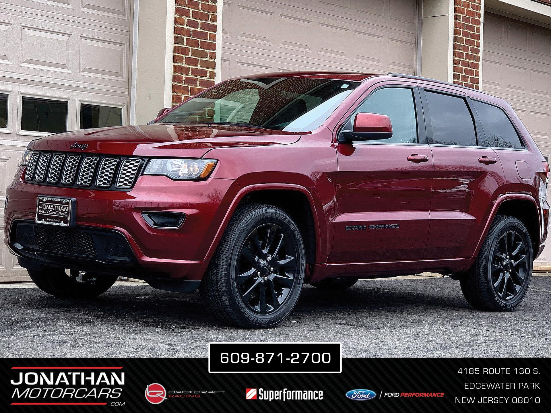 Used 2019 Jeep Grand Cherokee Altitude | Edgewater Park, NJ